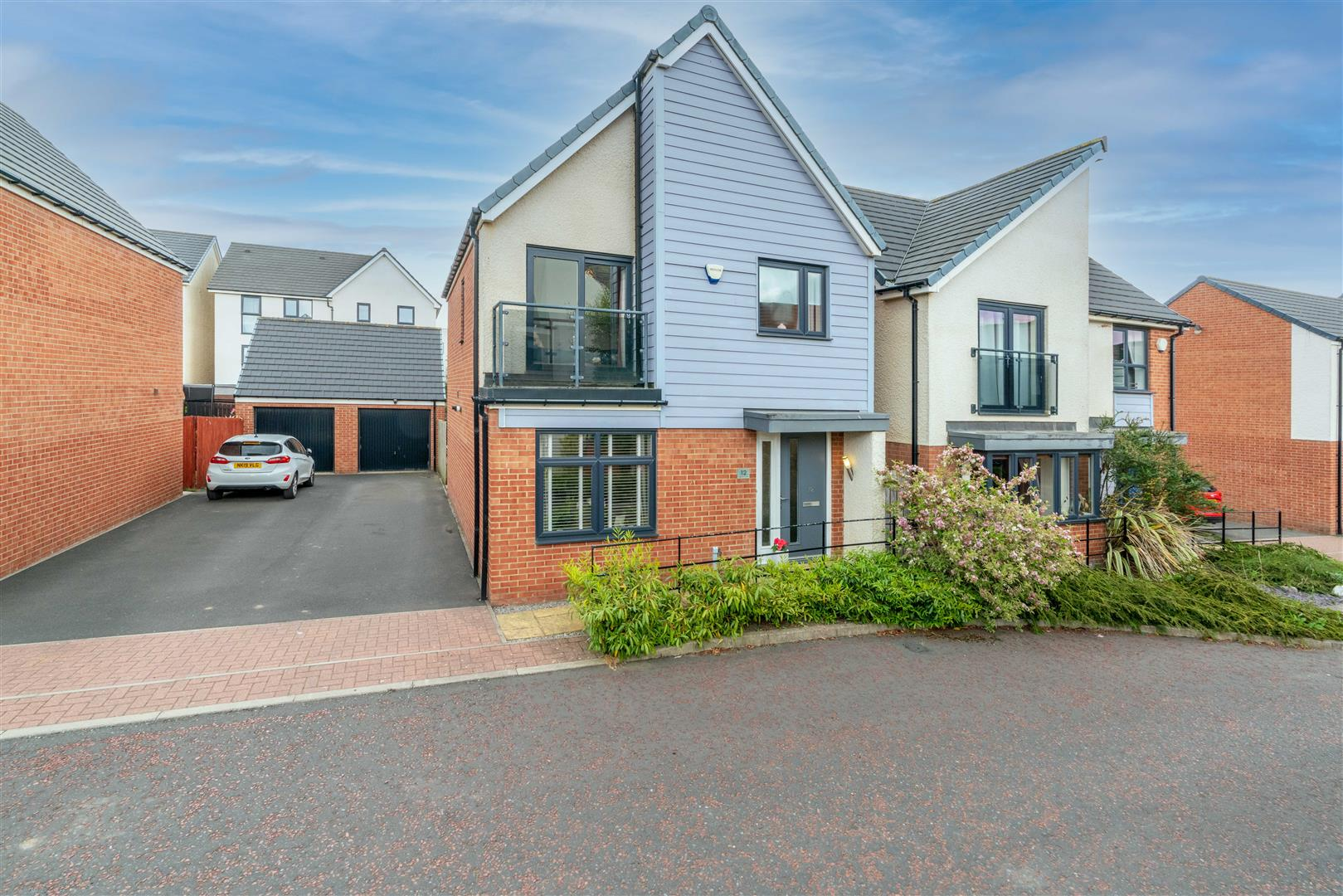 3 bed detached house for sale in Esperley Avenue, Great Park, NE13