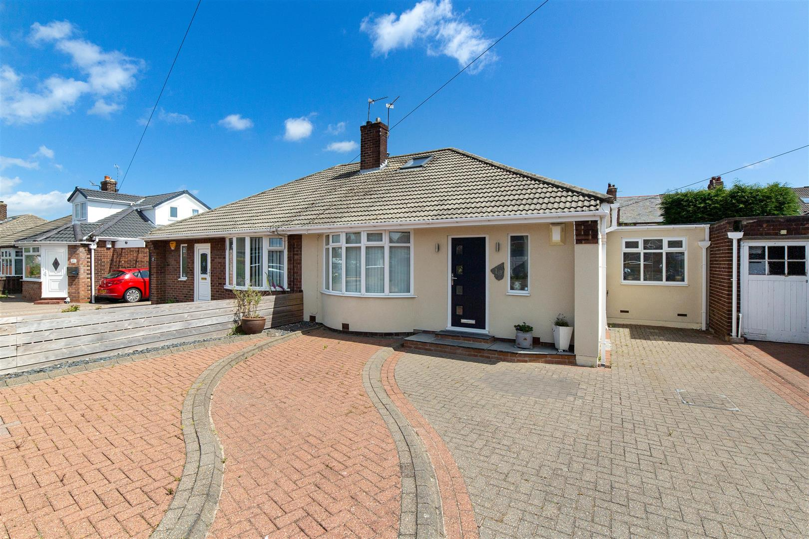 2 bed semi-detached bungalow for sale in Worcester Way, Newcastle Upon Tyne, NE13