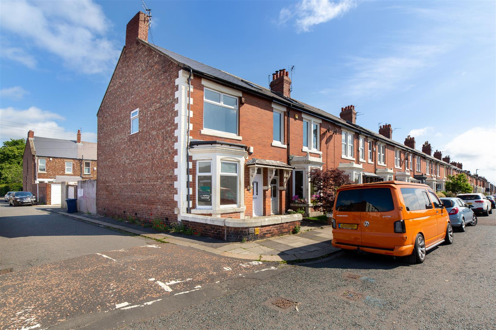 5 bed end of terrace house for sale in Sackville Road, Heaton, NE6