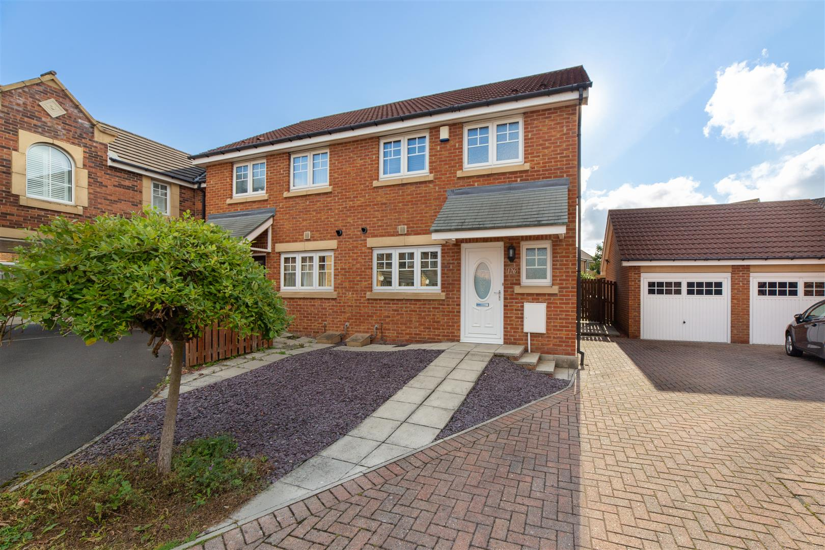 3 bed semi-detached house for sale in Forest Gate, Newcastle Upon Tyne, NE12