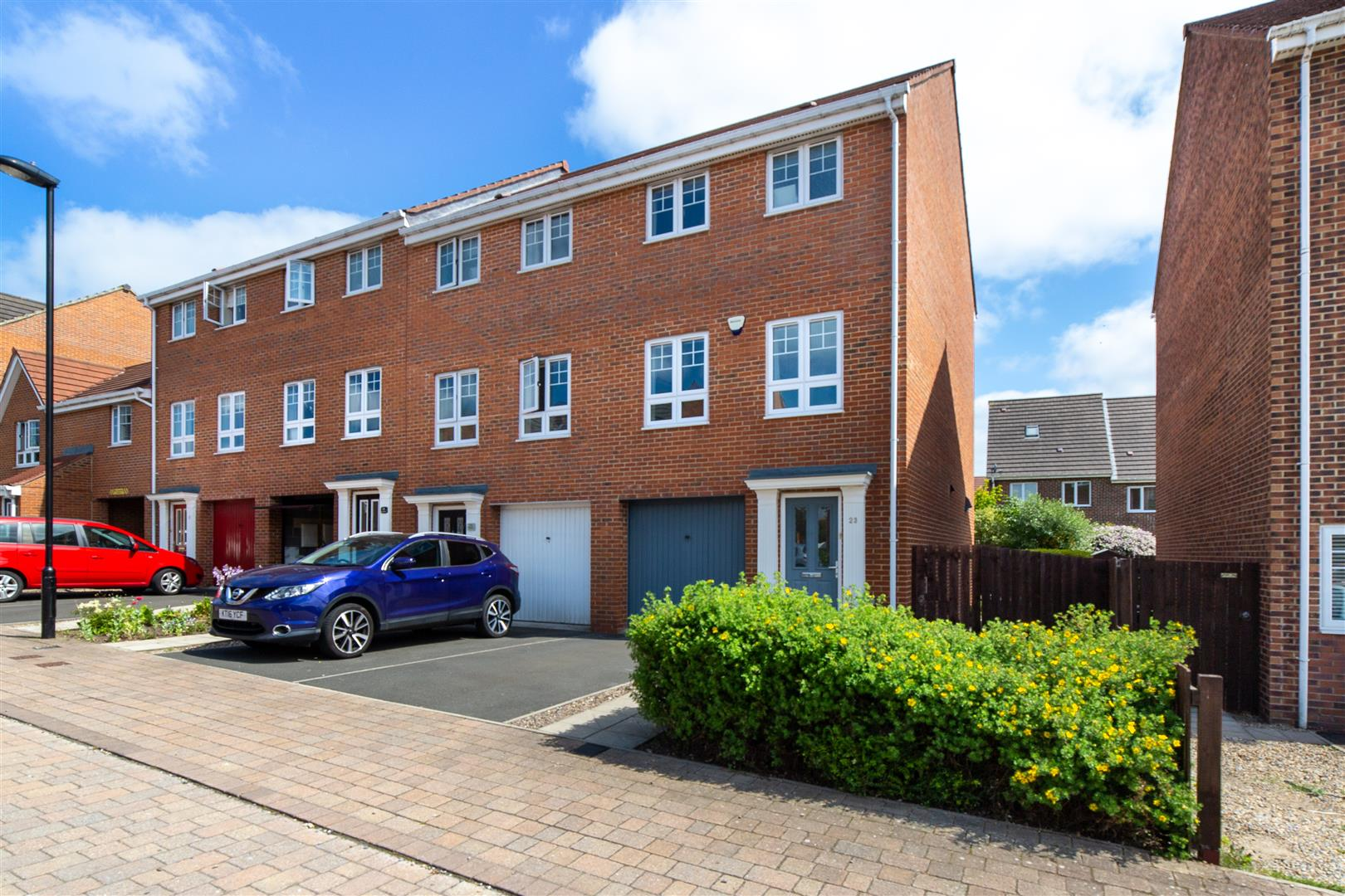 4 bed town house for sale in Ashover Road, Kenton, NE3