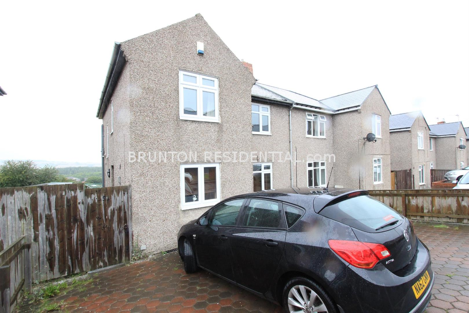 3 bed semi-detached house for sale in Cook Avenue, County Durham, DH7