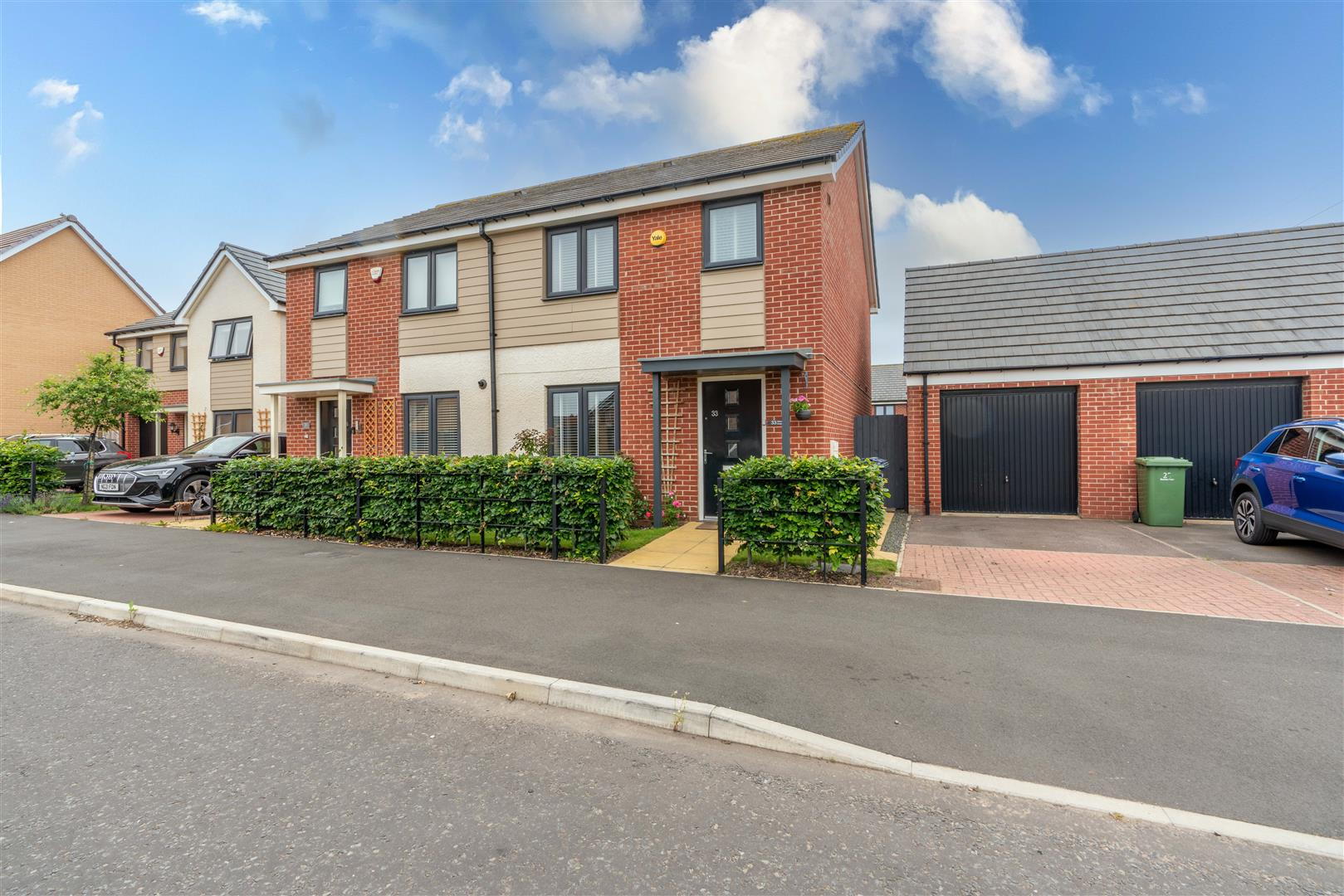 3 bed semi-detached house for sale in Heron Crescent, Great Park, NE13