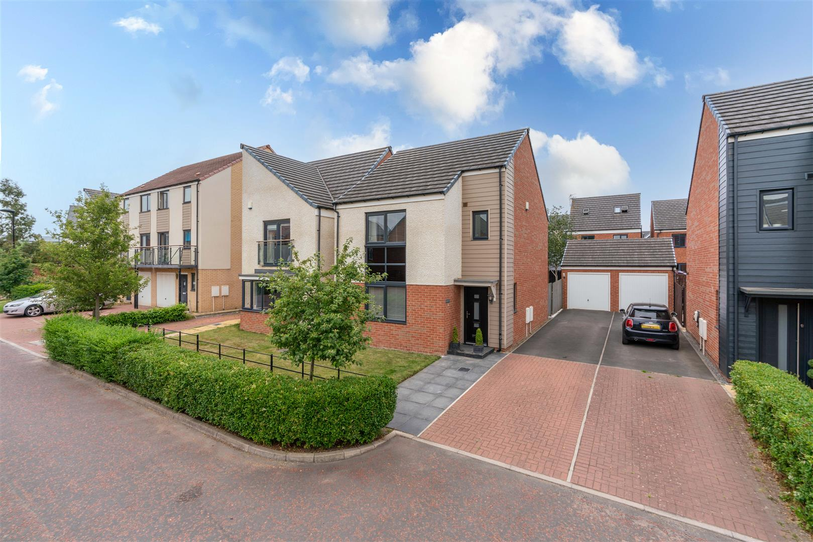 3 bed detached house for sale in Bowden Close, Newcastle Upon Tyne, NE13