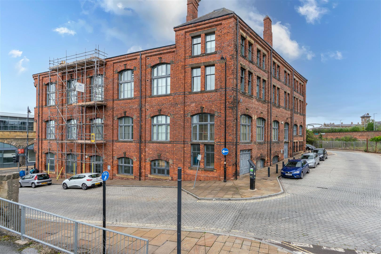 3 bed penthouse for sale in Worsdell House, Gateshead, NE8