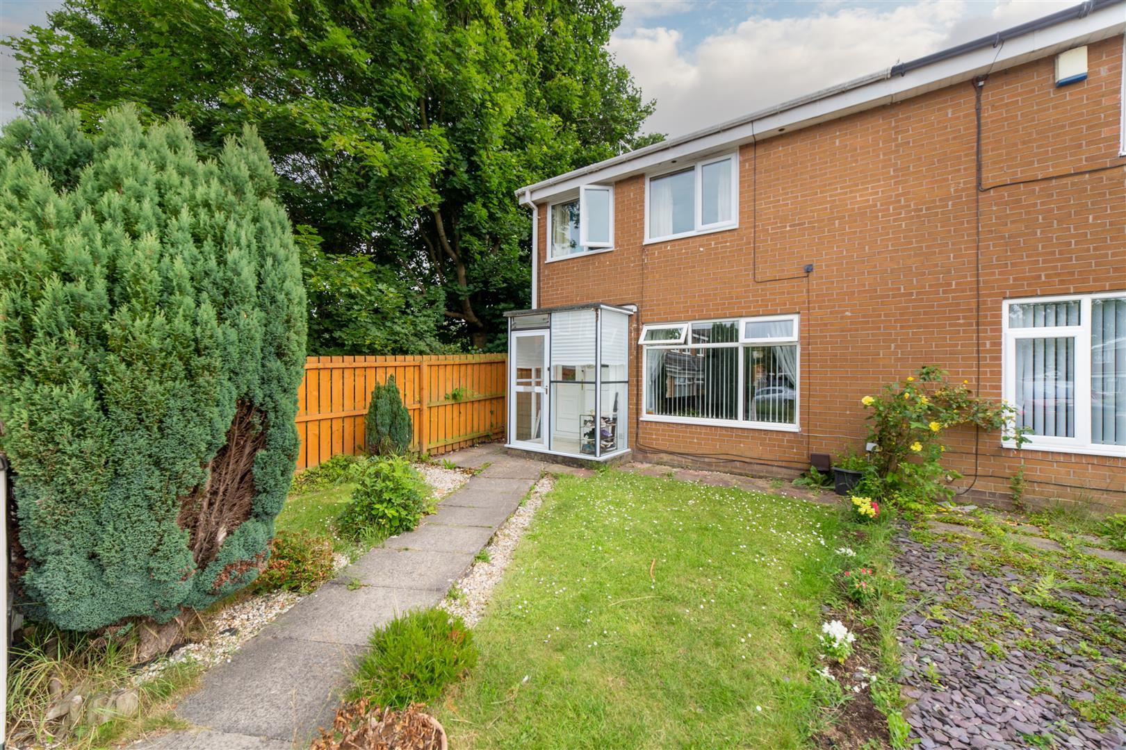 3 bed semi-detached house for sale in Windsor Court, Kingston Park, NE3