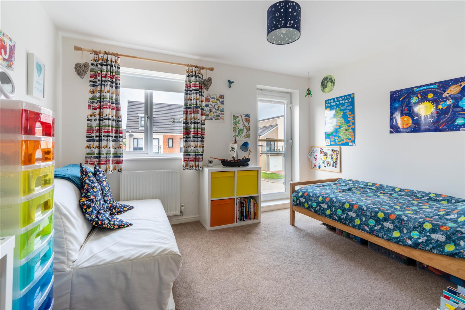 3 bed town house for sale in Greville Gardens, Newcastle Upon Tyne 9