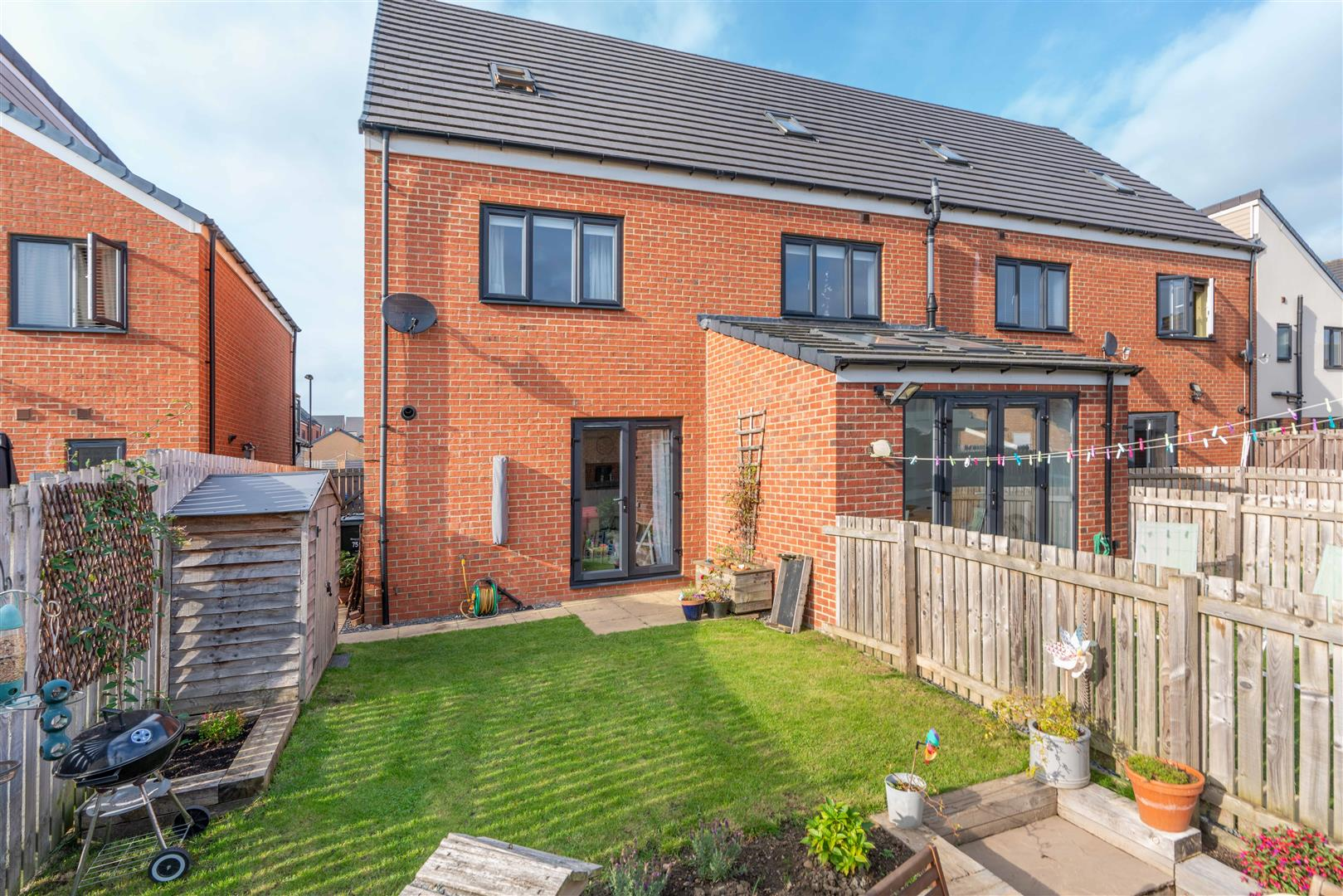 3 bed town house for sale in Greville Gardens, Newcastle Upon Tyne  - Property Image 18