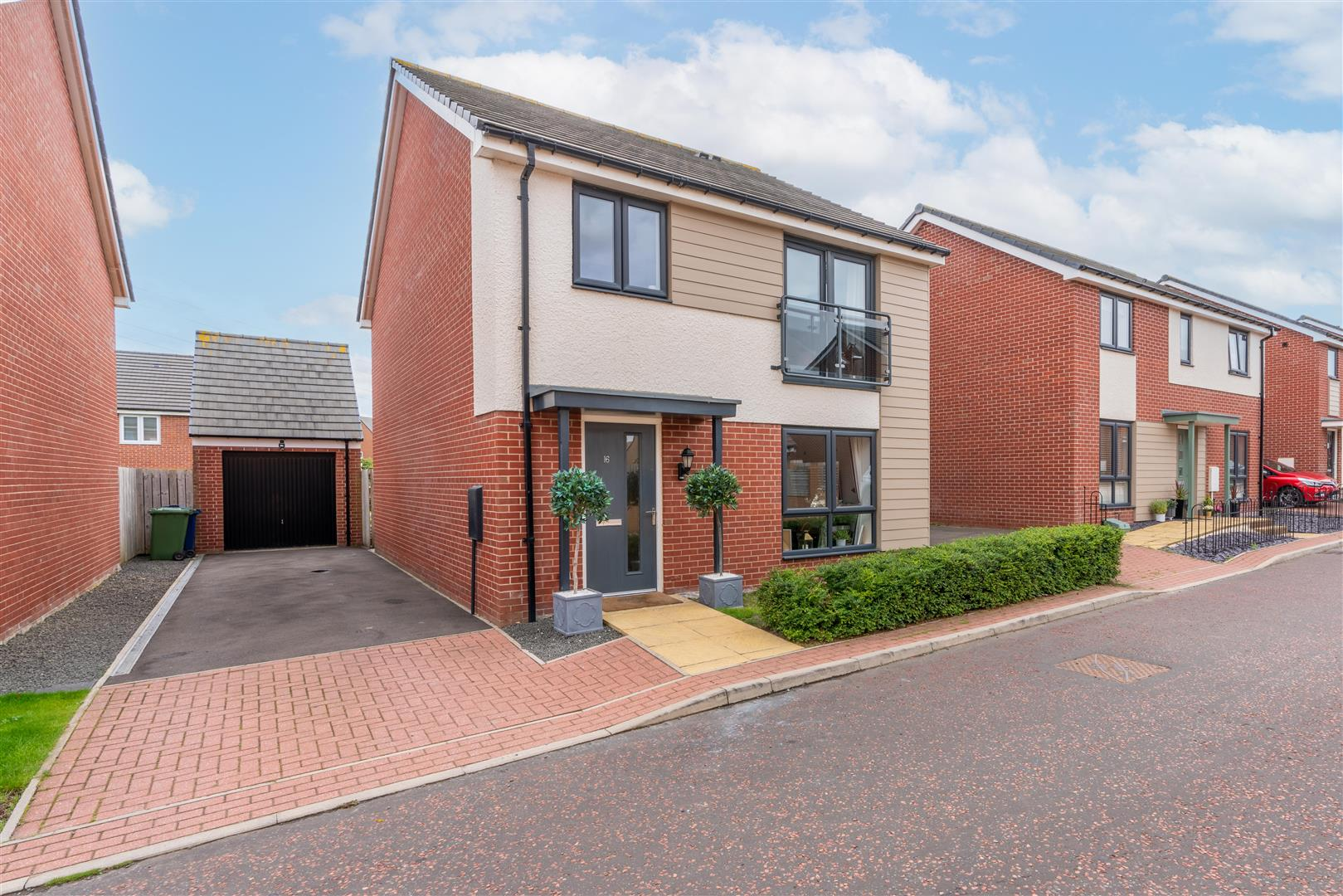 4 bed detached house for sale in Bridget Gardens, Newcastle Upon Tyne, NE13
