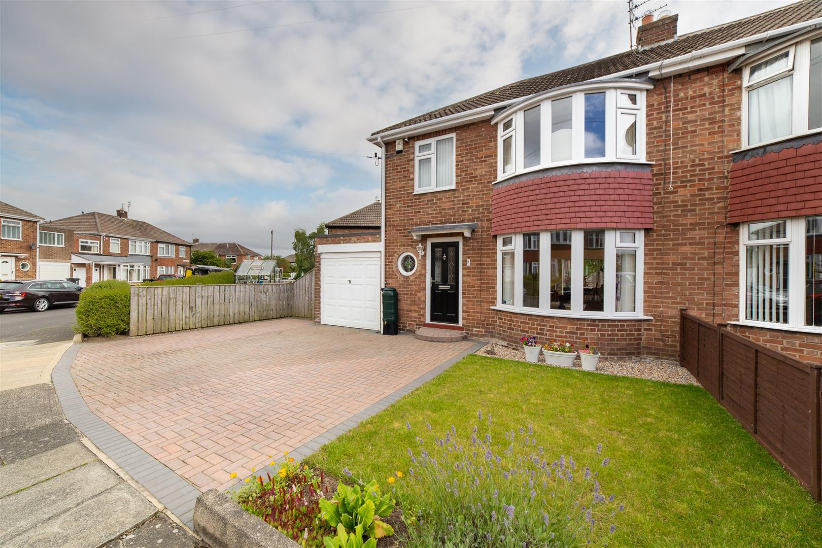 3 bed semi-detached house for sale in Limewood Grove, Newcastle Upon Tyne, NE13