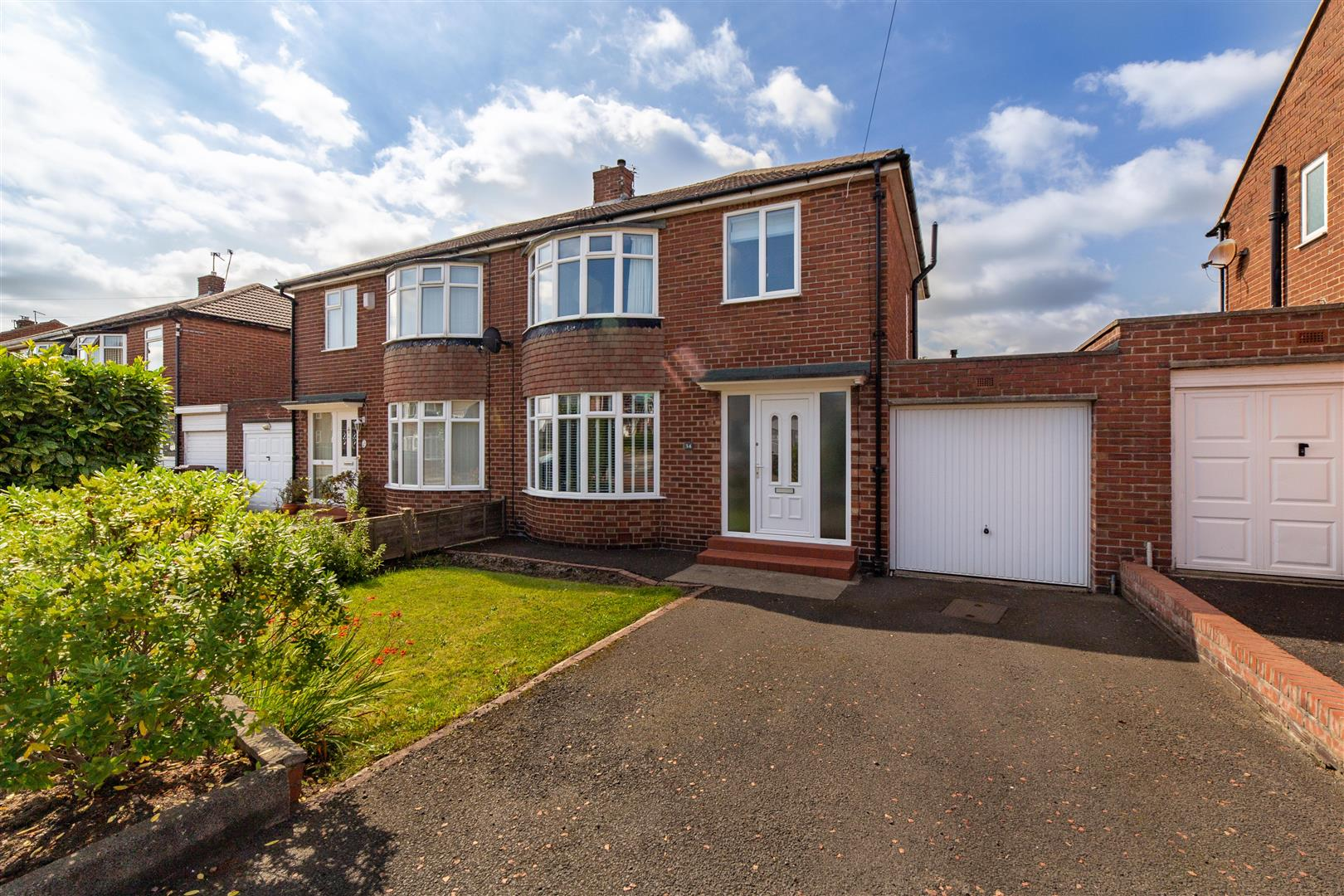 3 bed semi-detached house for sale in Winchester Walk, Wideopen, NE13