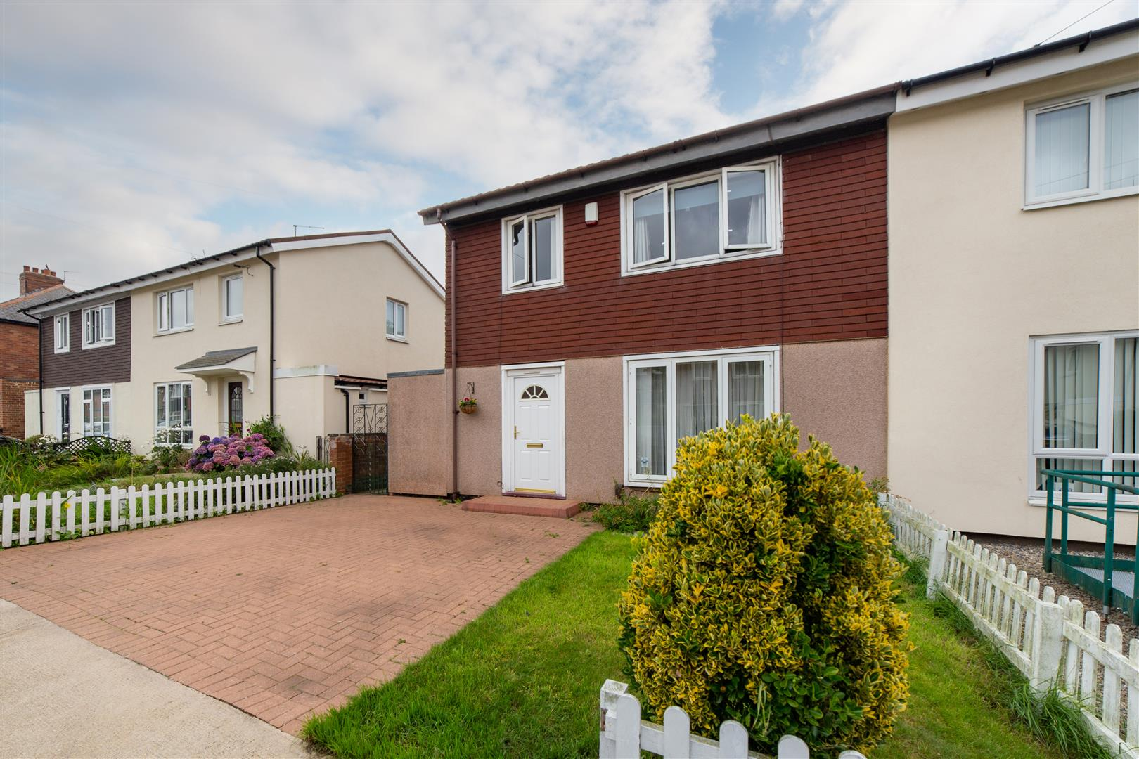 3 bed semi-detached house for sale in Parkside Avenue, Newcastle Upon Tyne, NE7