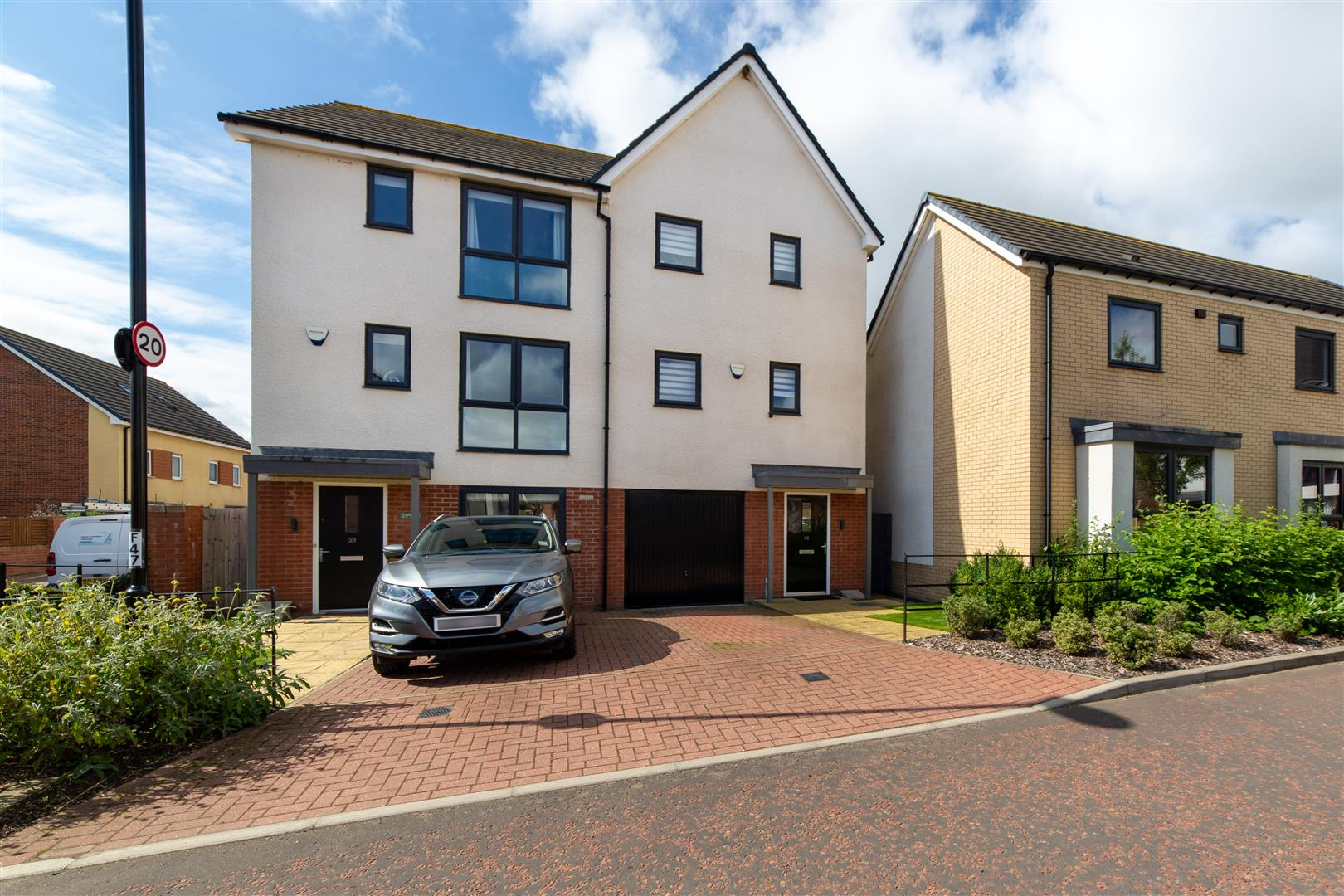 3 bed town house for sale in Elemore Close, Newcastle Upon Tyne, NE13