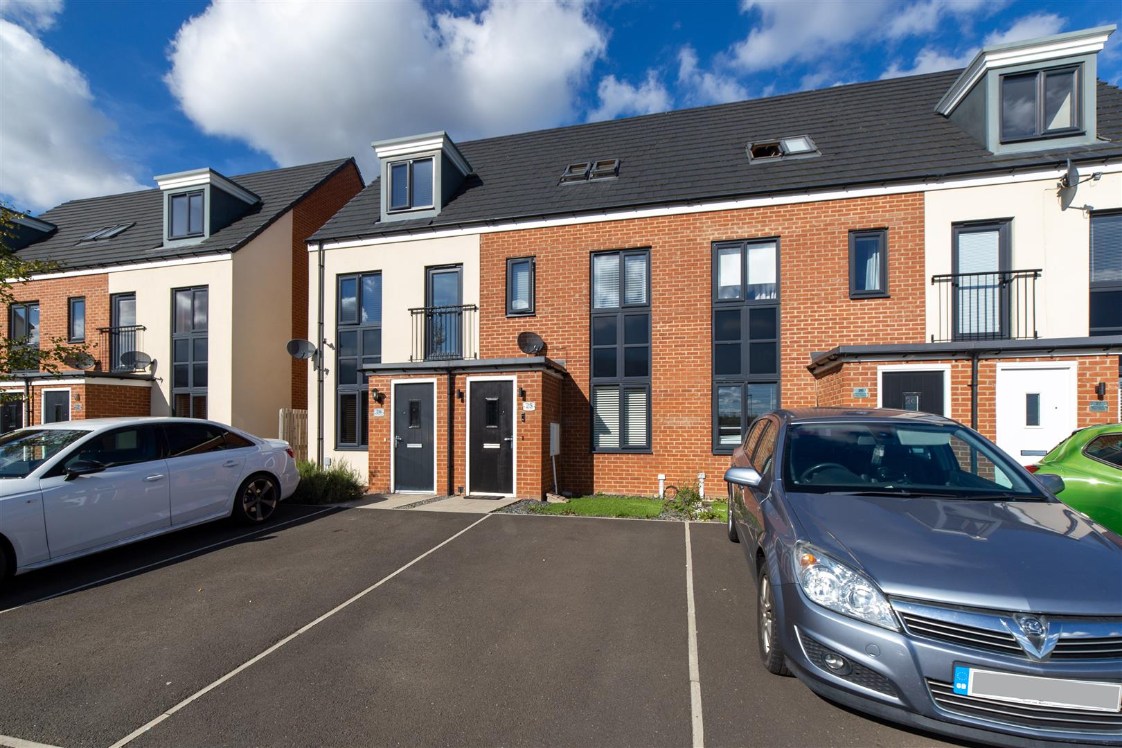 3 bed terraced house for sale in Elmwood Park Mews, Newcastle Upon Tyne, NE13