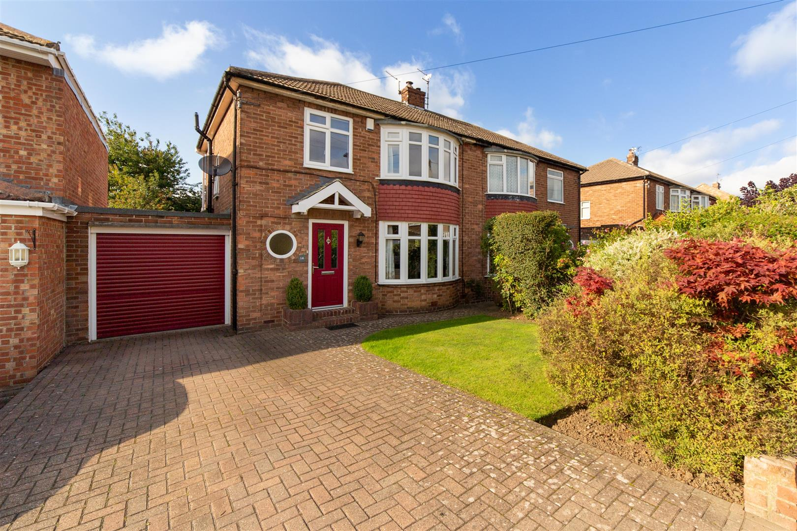 3 bed semi-detached house for sale in Waterbury Road, Newcastle Upon Tyne, NE3