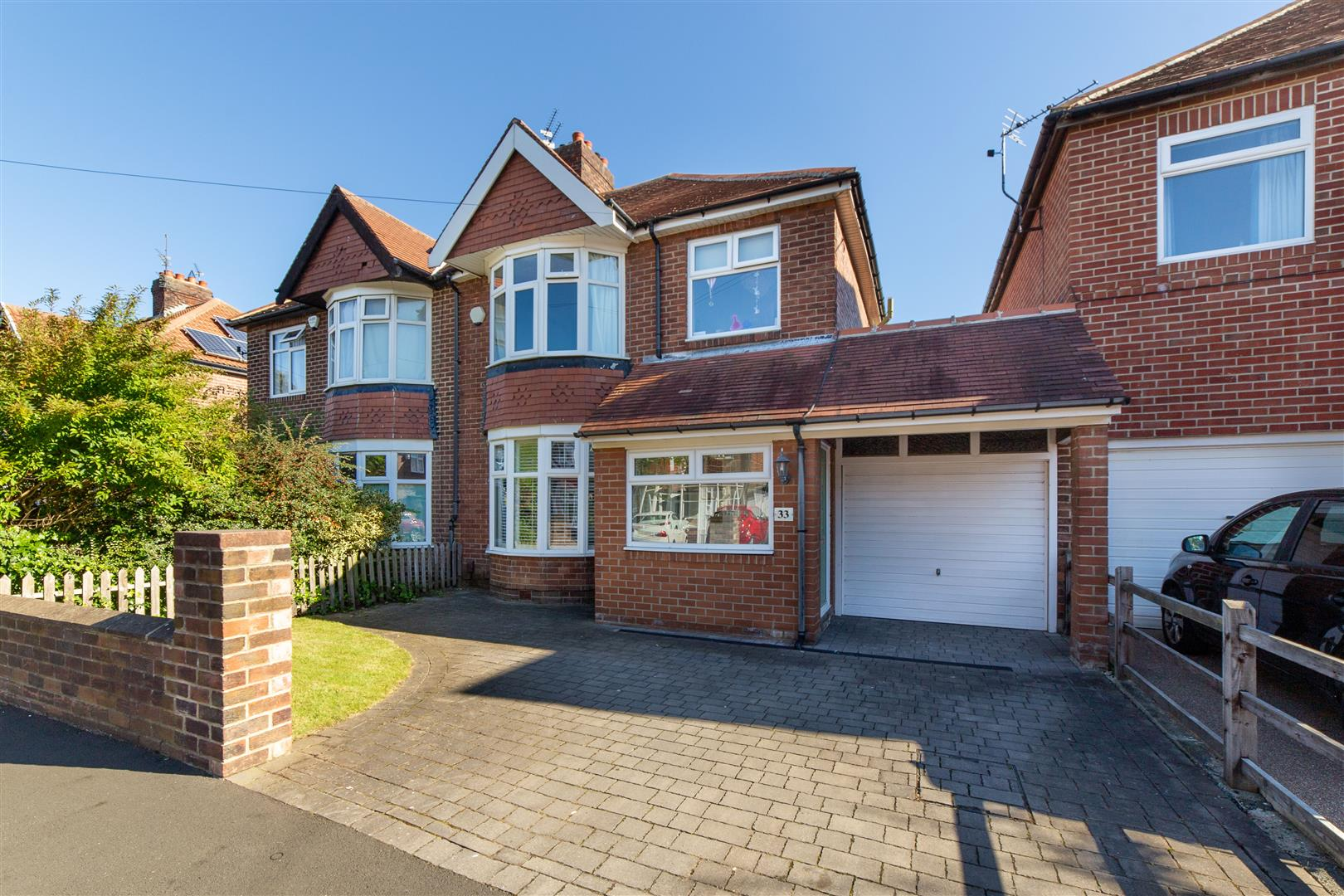3 bed semi-detached house for sale in Eastwood Gardens, Newcastle Upon Tyne, NE3