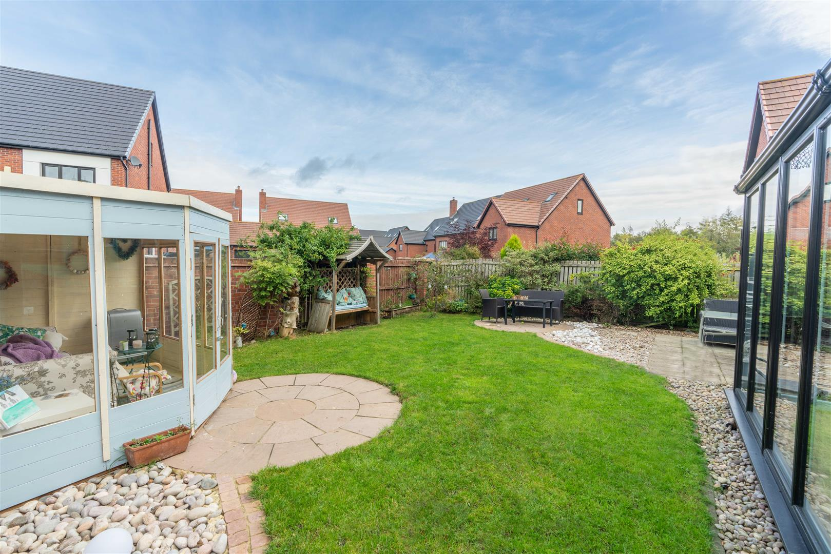 6 bed detached house for sale in Abberwick Walk, Newcastle Upon Tyne 6