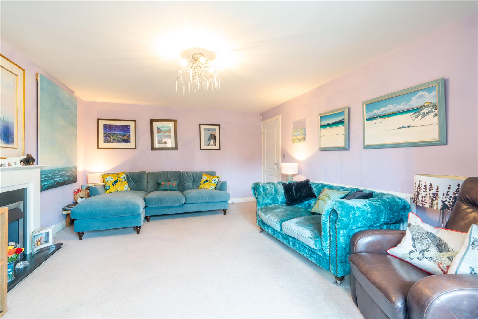 6 bed detached house for sale in Abberwick Walk, Newcastle Upon Tyne 18