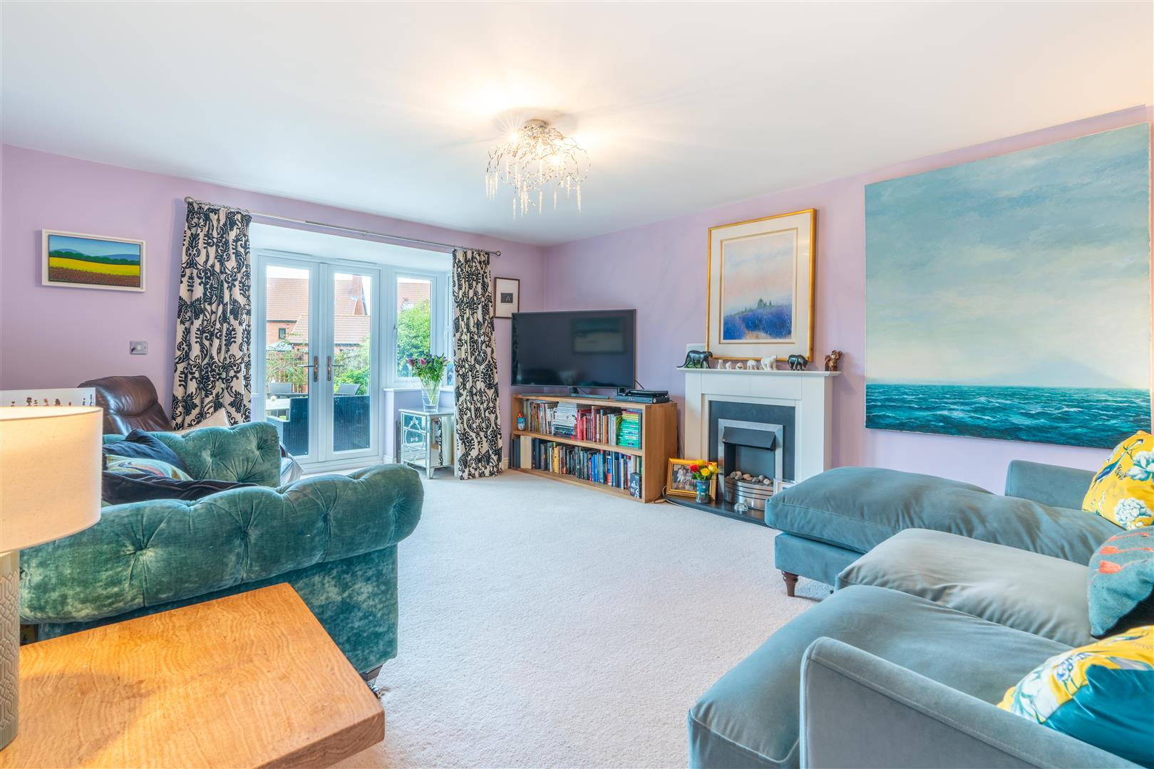 6 bed detached house for sale in Abberwick Walk, Newcastle Upon Tyne 2