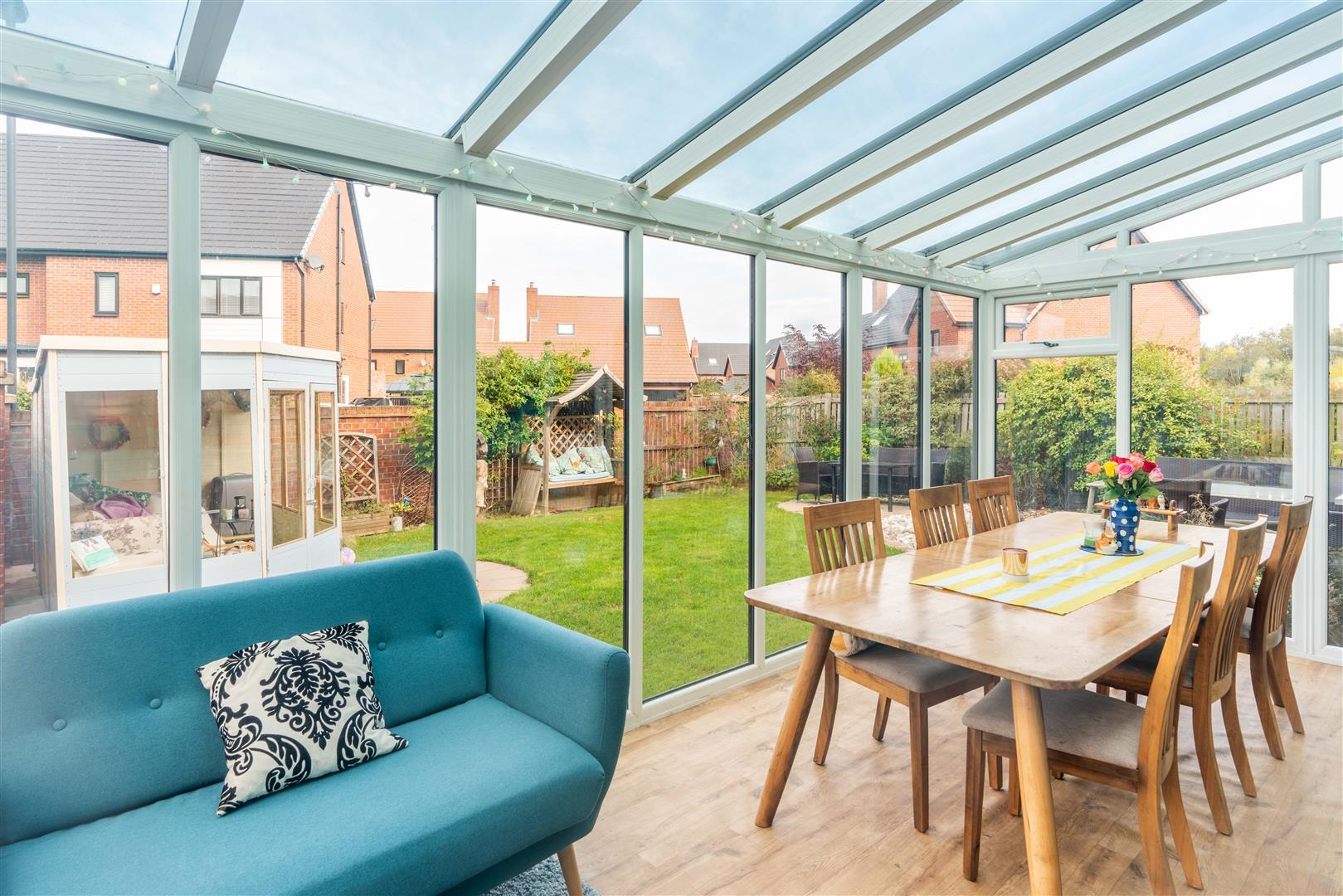 6 bed detached house for sale in Abberwick Walk, Newcastle Upon Tyne 11