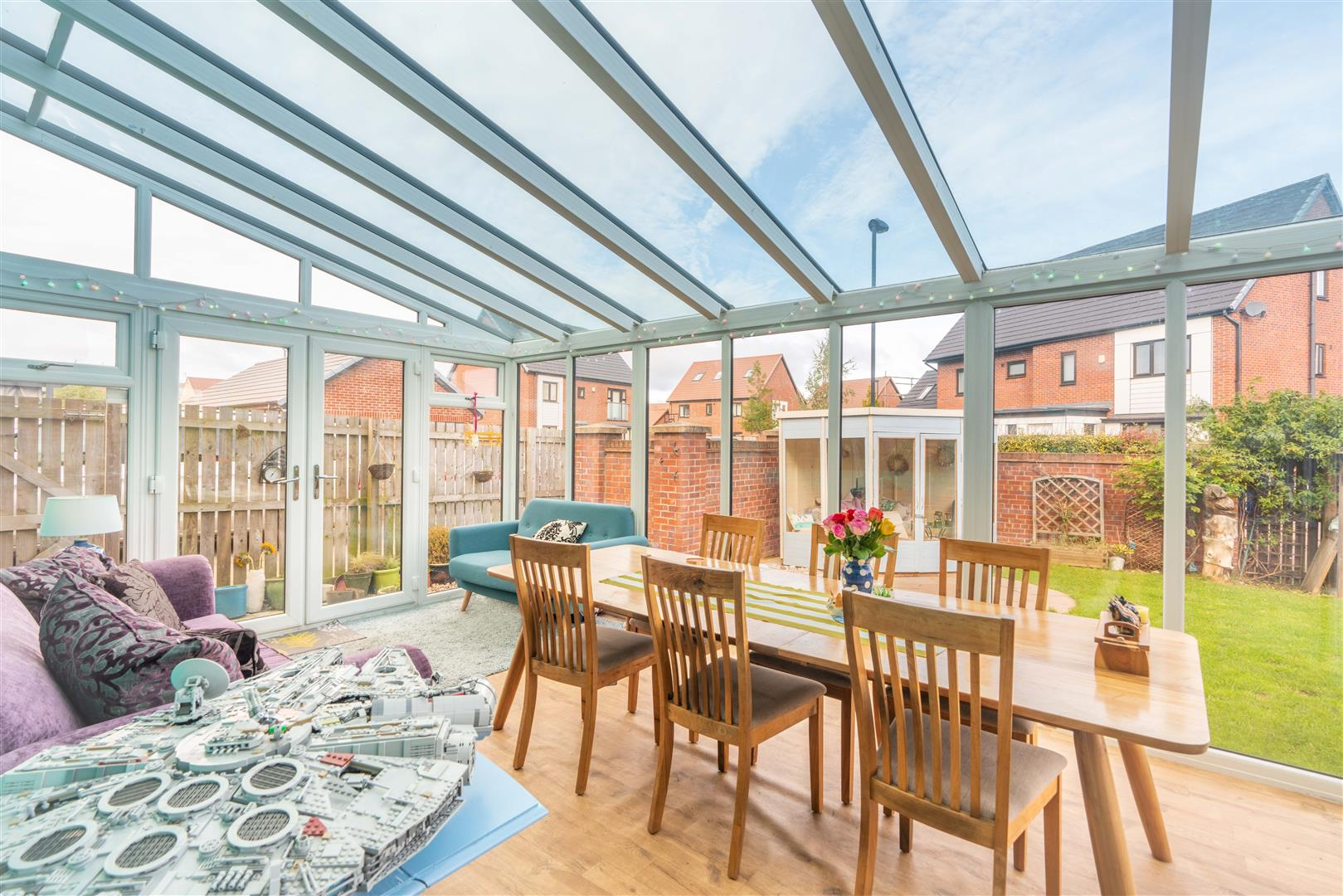 6 bed detached house for sale in Abberwick Walk, Newcastle Upon Tyne 13