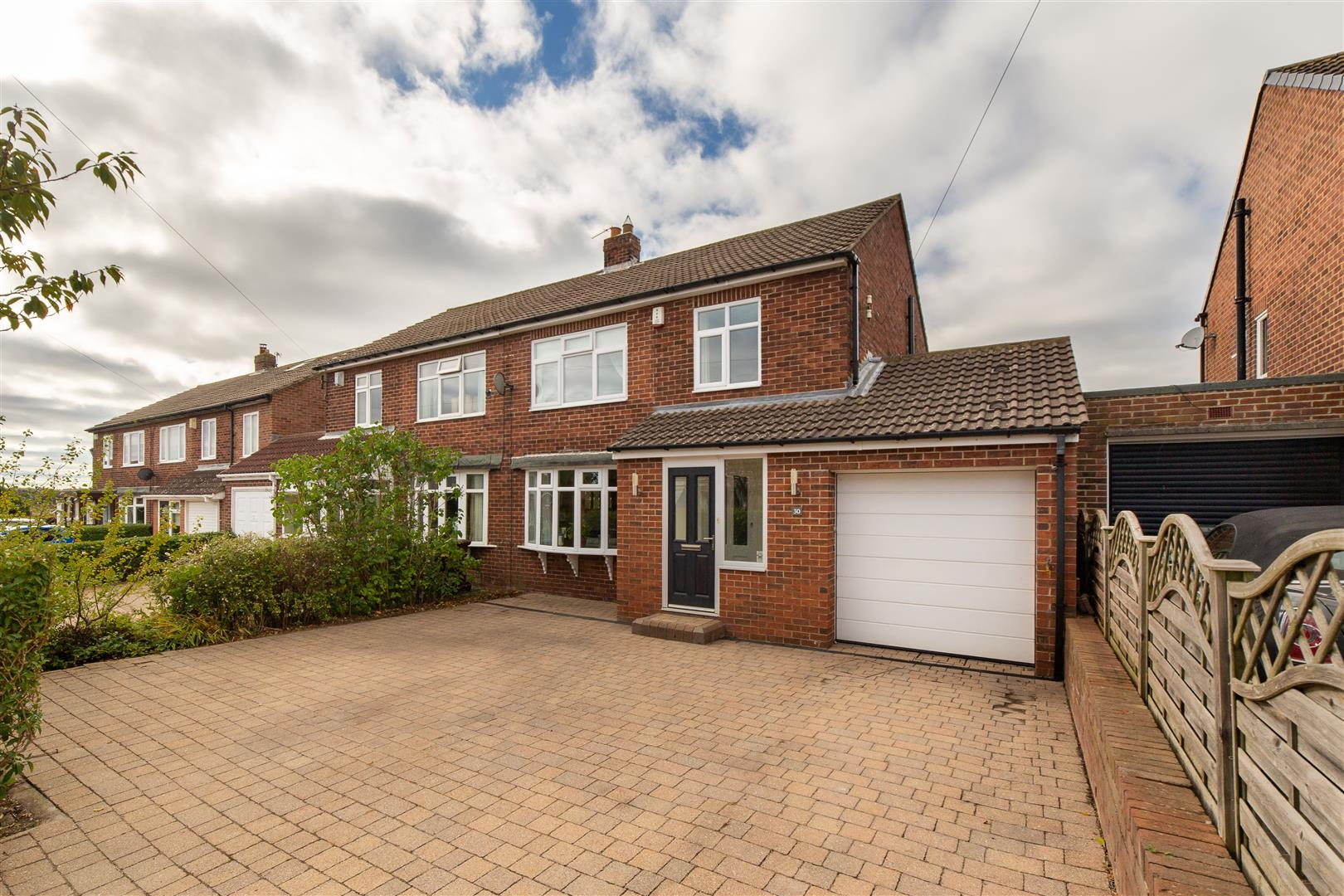 3 bed semi-detached house for sale in Greenfield Road, Newcastle Upon Tyne, NE3