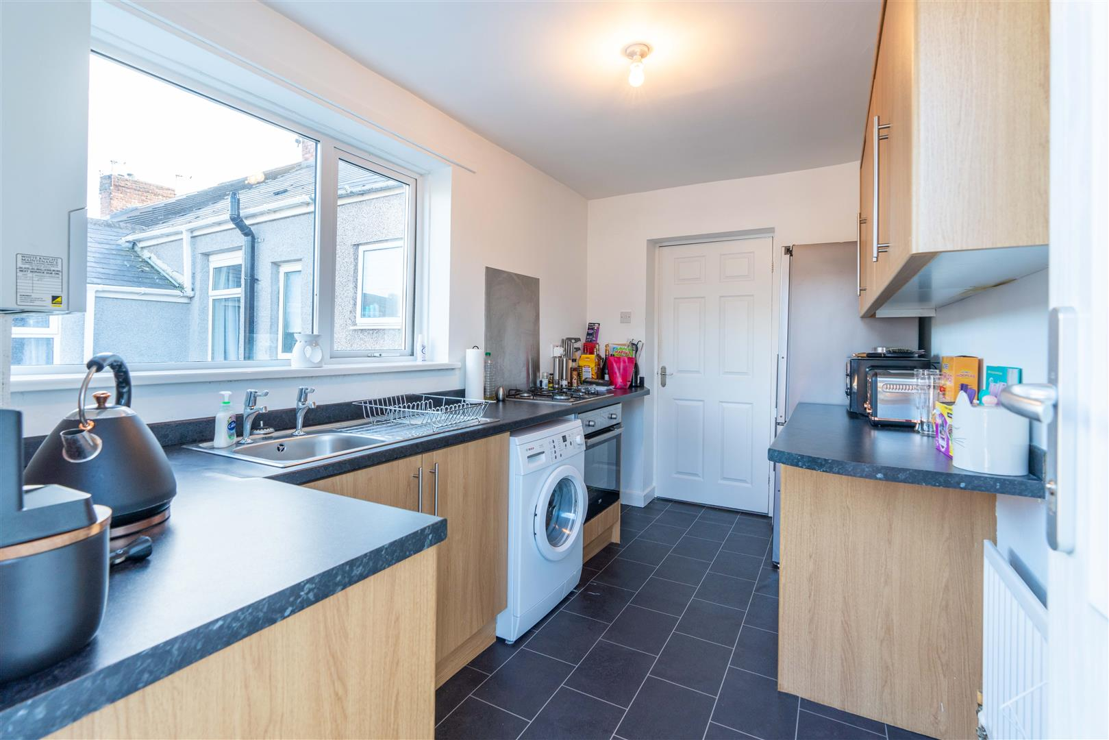 2 bed flat to rent in Astley Road, Seaton Delaval, NE25