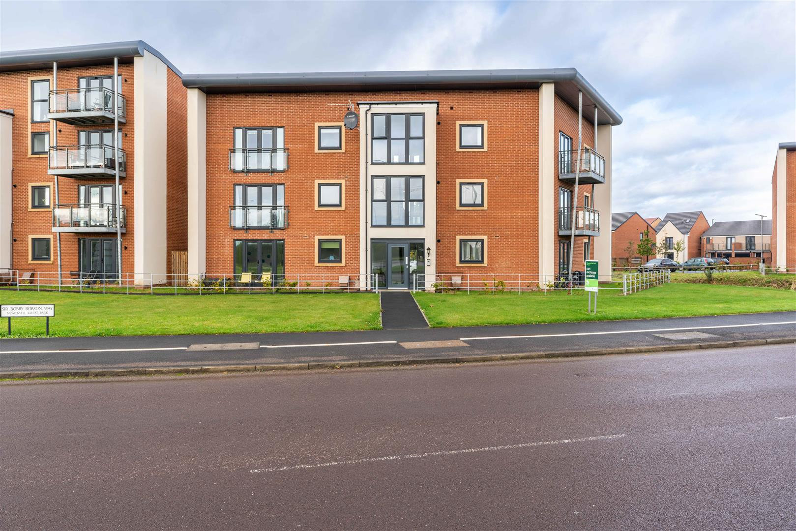 2 bed apartment for sale in Willowbay Drive, Newcastle Upon Tyne, NE13