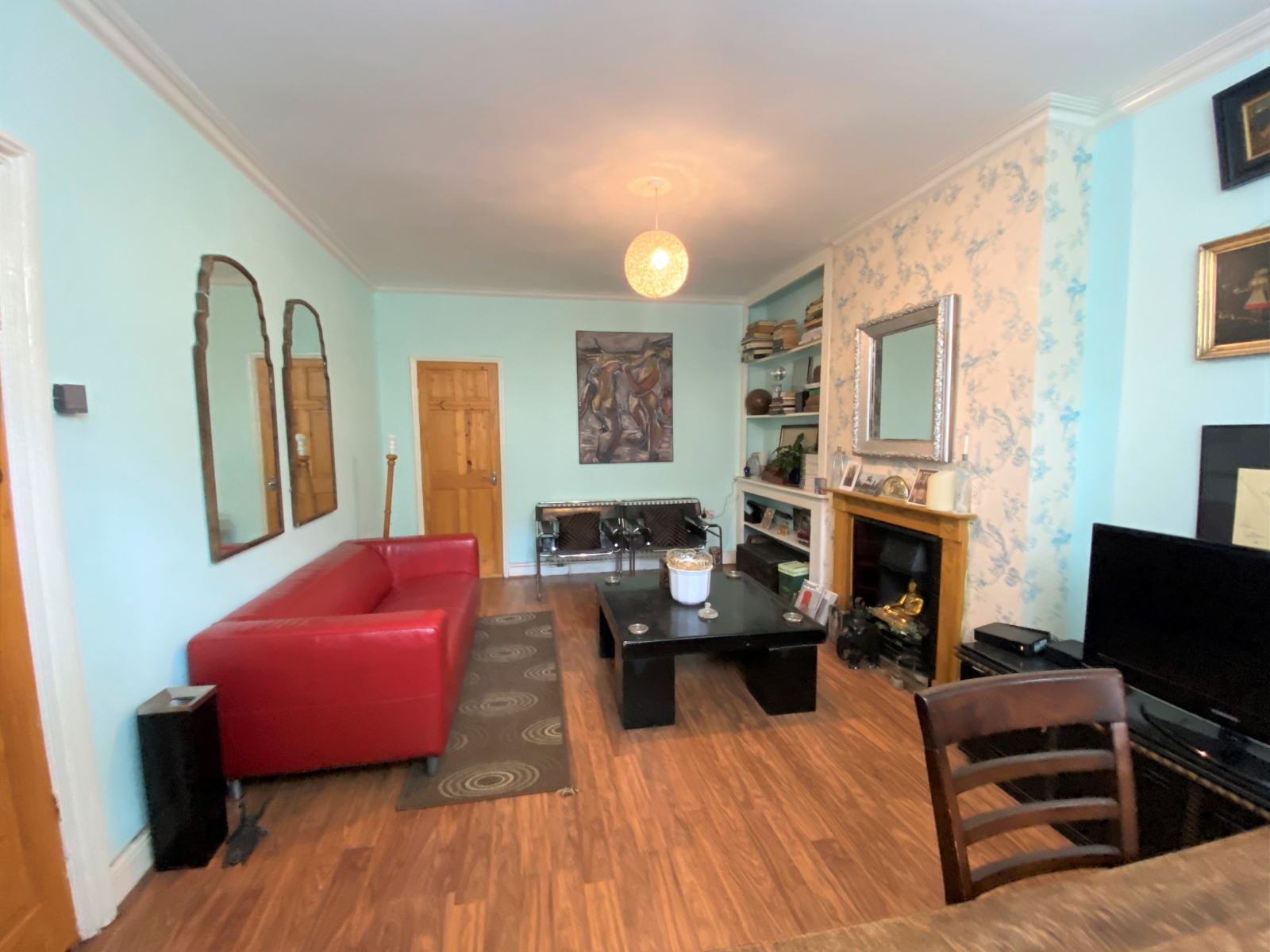 1 bed flat for sale in Barons Court Road, West Kensington, London 1