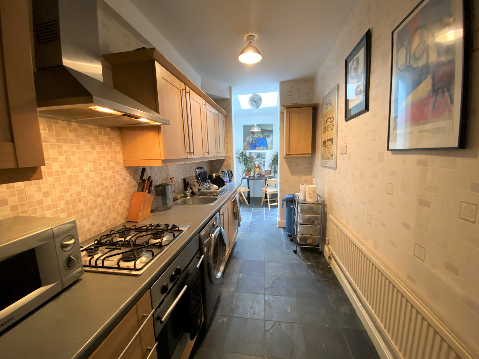 1 bed flat for sale in Barons Court Road, West Kensington, London 7
