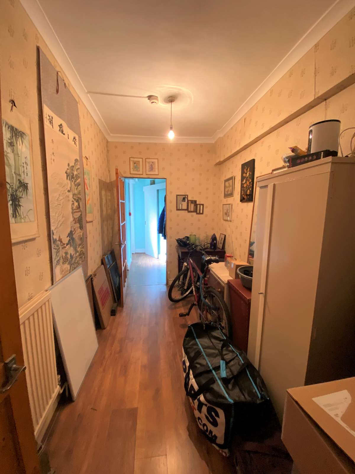 1 bed flat for sale in Barons Court Road, West Kensington, London 9