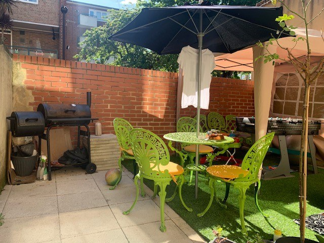 1 bed flat to rent in North End Road, West Kensintgon, London 9