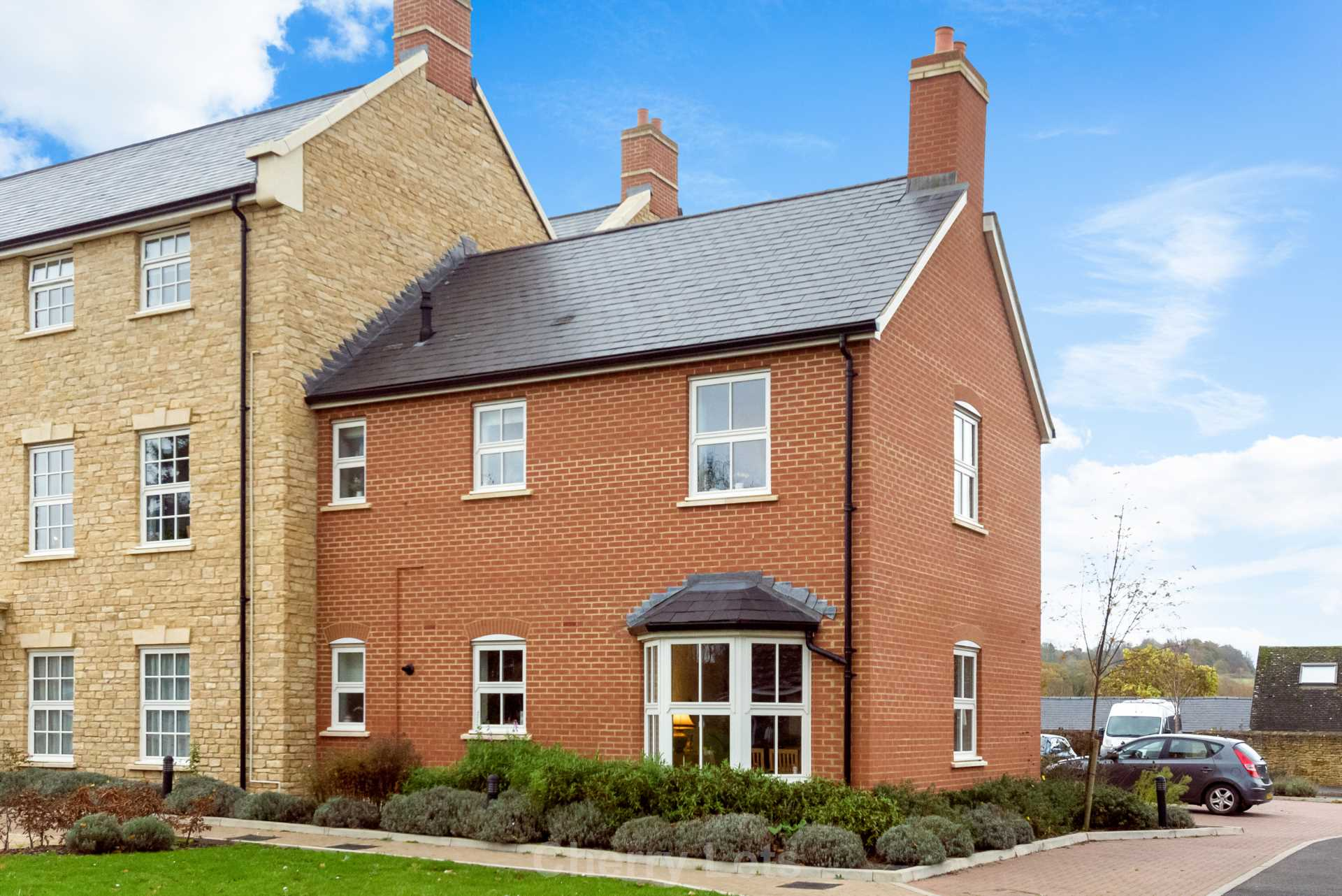 2 bed apartment to rent in Astrop Grange, Kings Sutton, OX17 14
