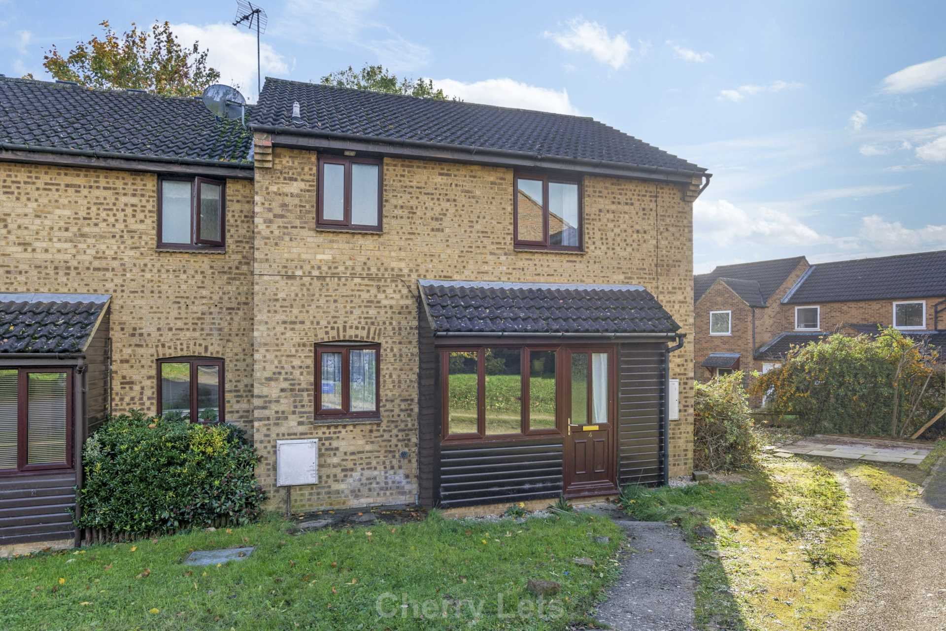 1 bed end of terrace house to rent in Bedford Close, Banbury, OX16 9