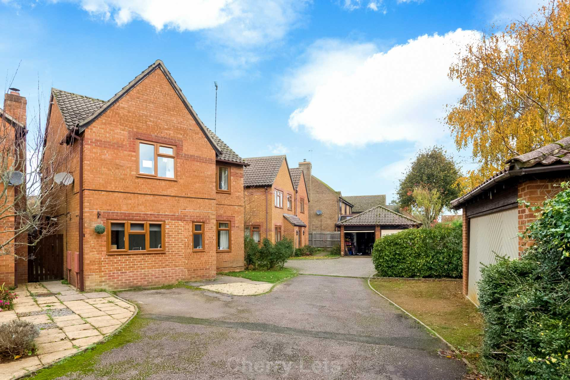 3 bed detached house to rent in Mill Close, Deddington, OX15 16