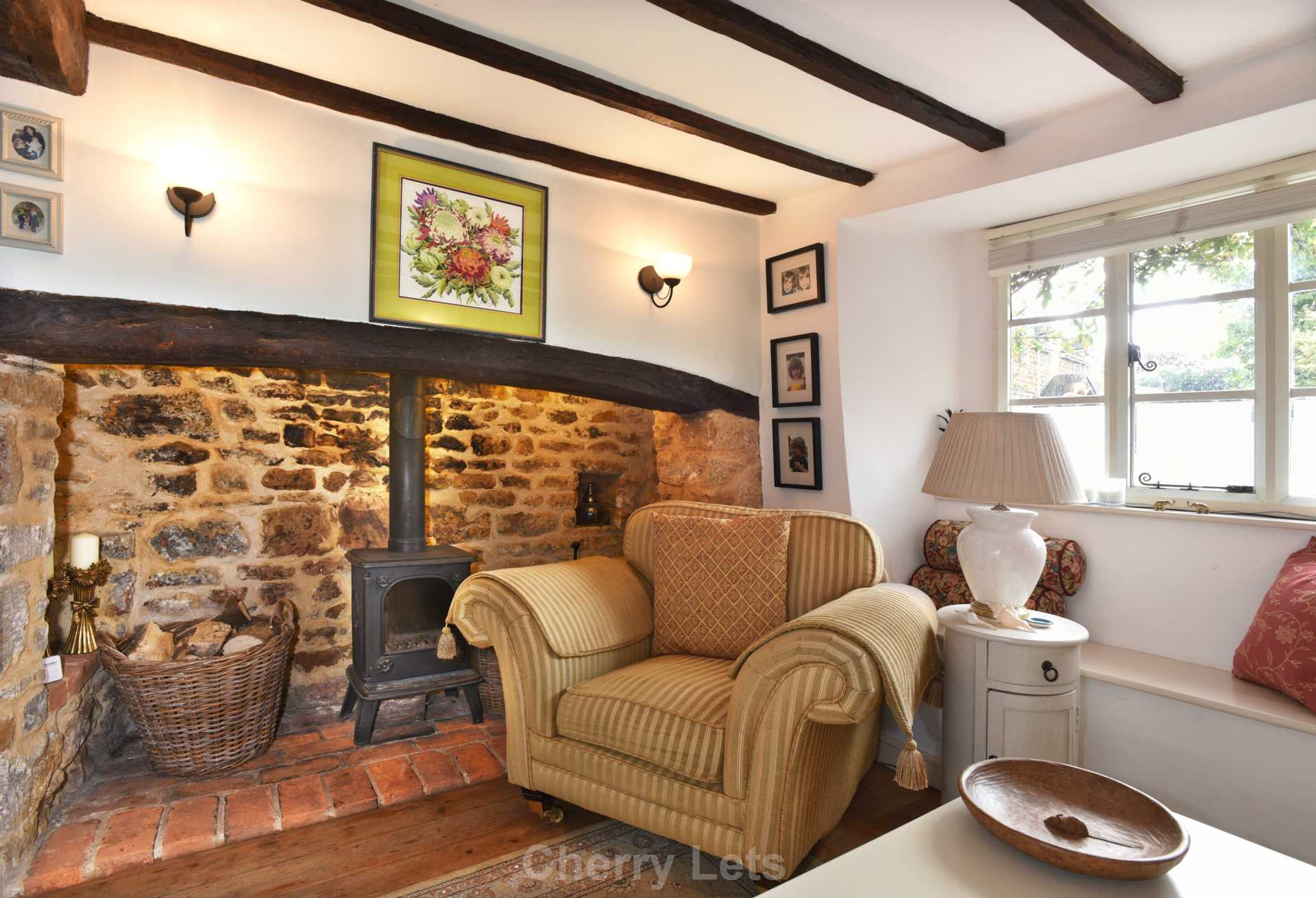 2 bed cottage to rent in Philcote Street, Deddington, Banbury  - Property Image 2