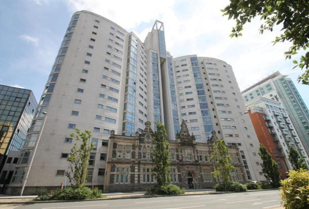 2 bed apartment for sale in Bute Terrace, Cardiff, CF10