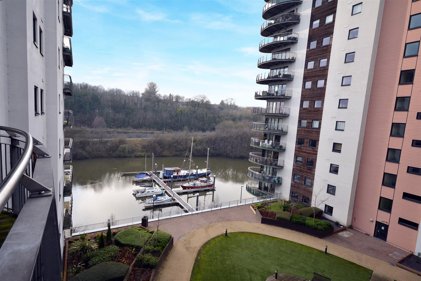 2 bed apartment for sale in Watkiss Way, Cardiff 6