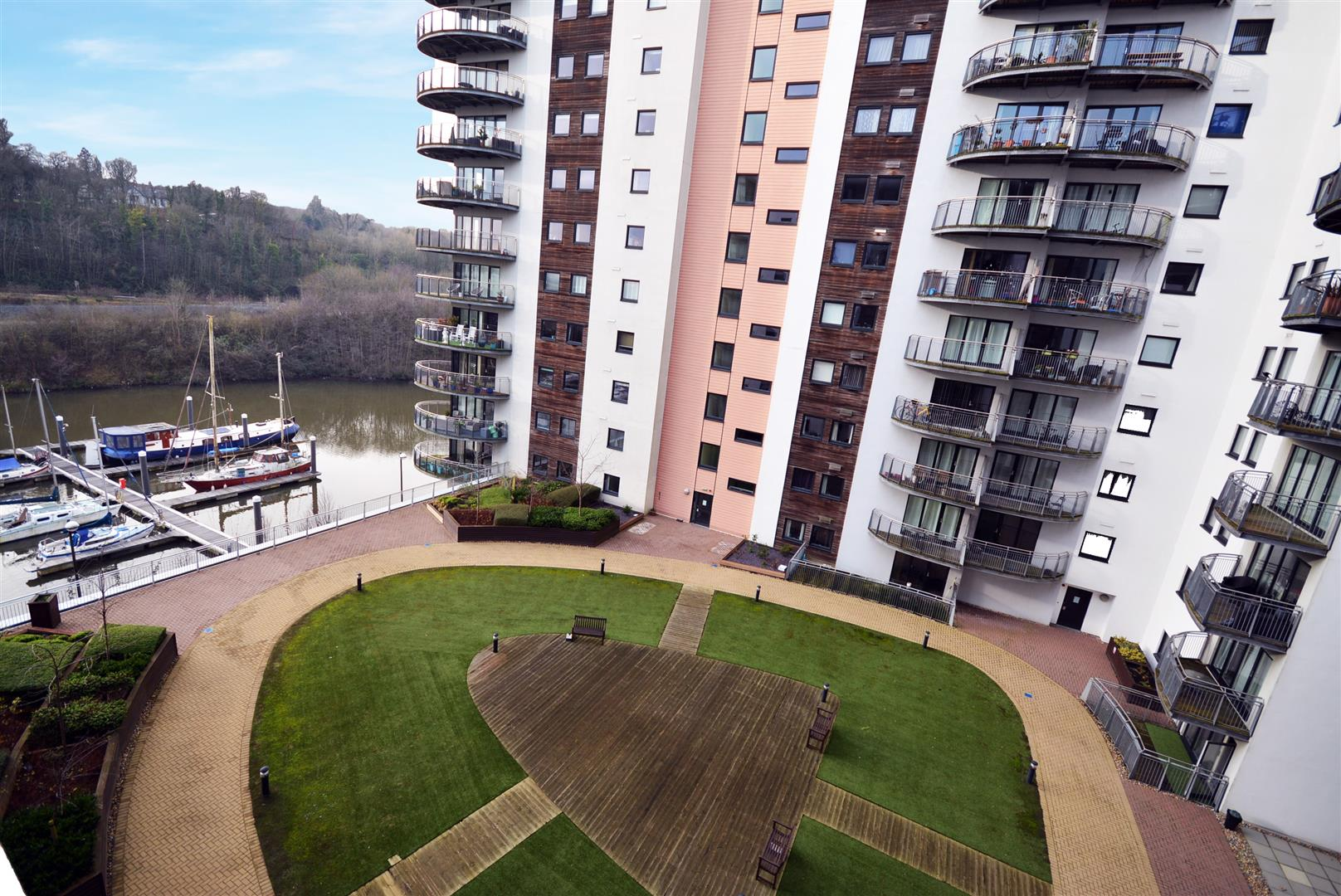 2 bed apartment for sale in Watkiss Way, Cardiff 3