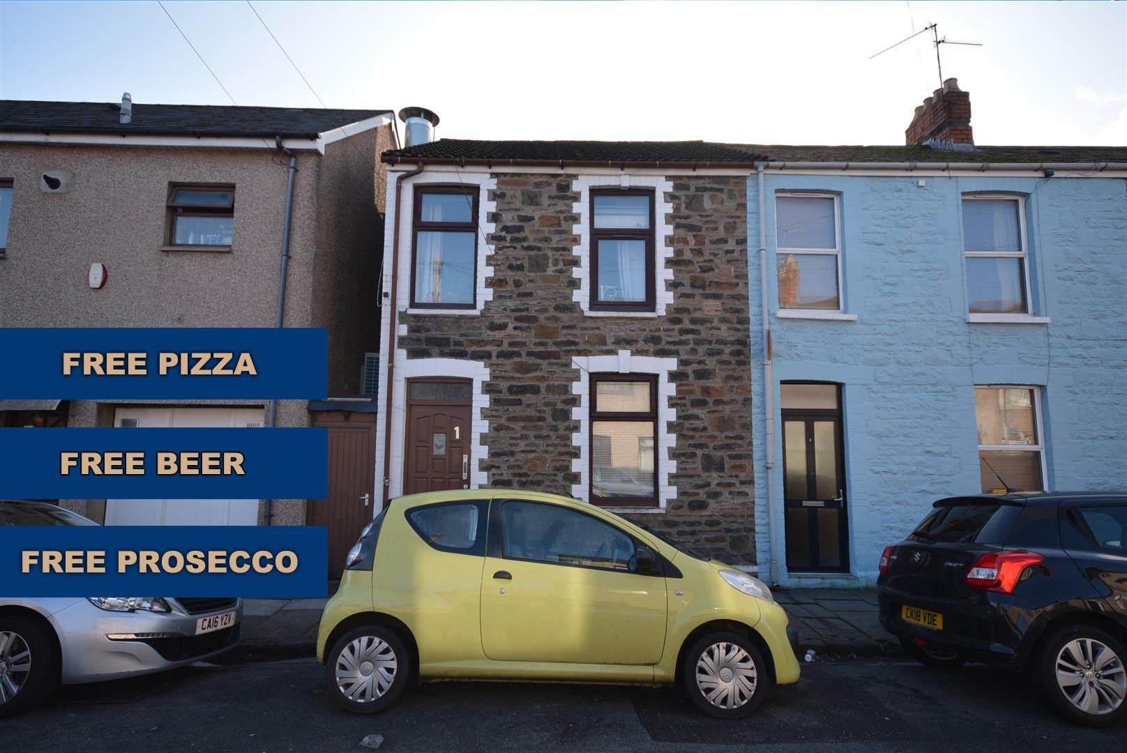 3 bed private halls to rent in Minister Street, Cardiff, CF24