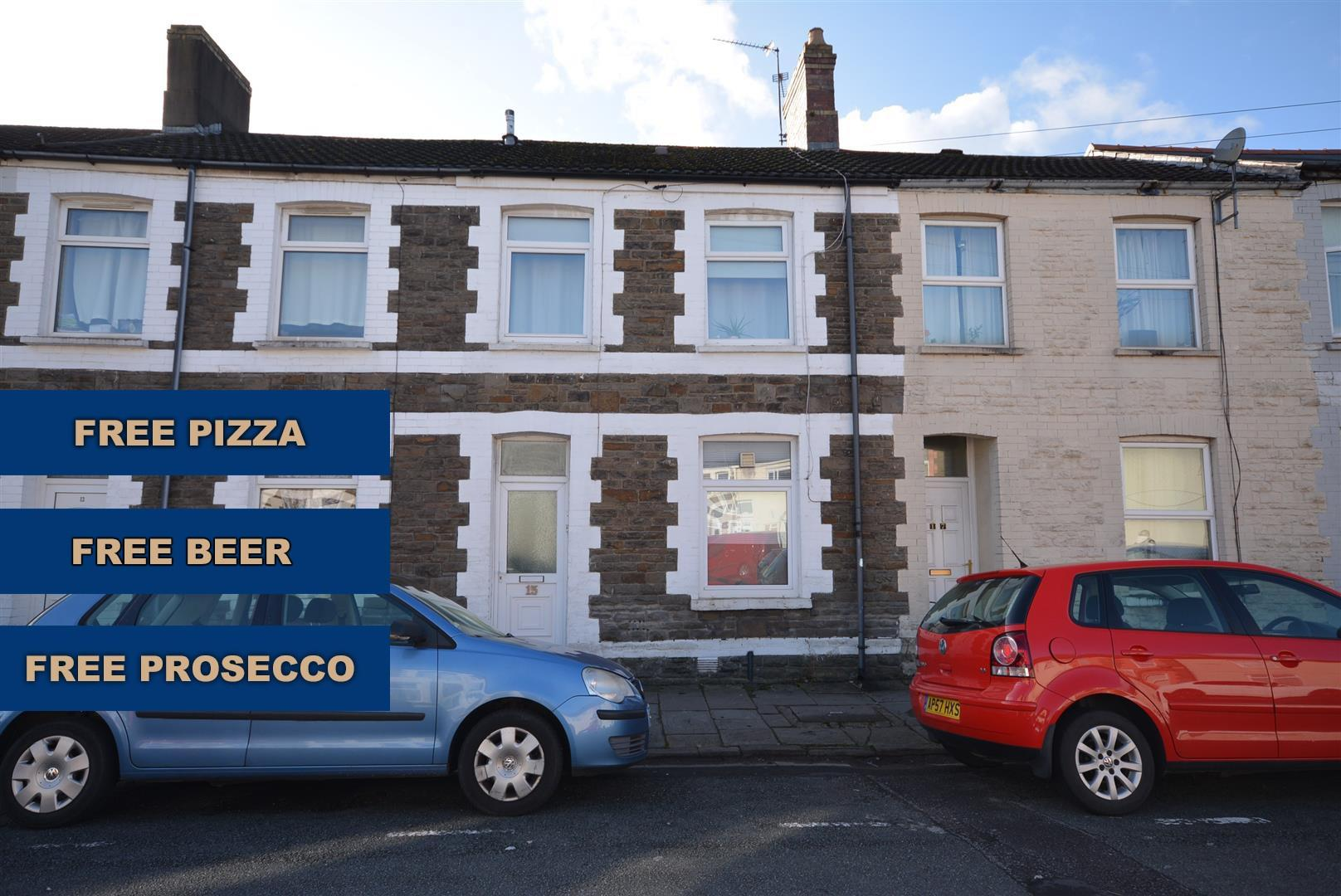 3 bed private halls to rent in Merthyr Street, Cardiff 0