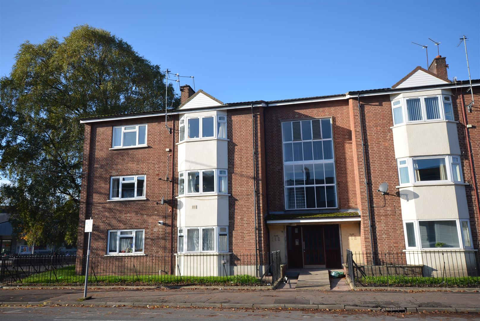 2 bed private halls to rent in Cathays Terrace, Cardiff - Property Image 1