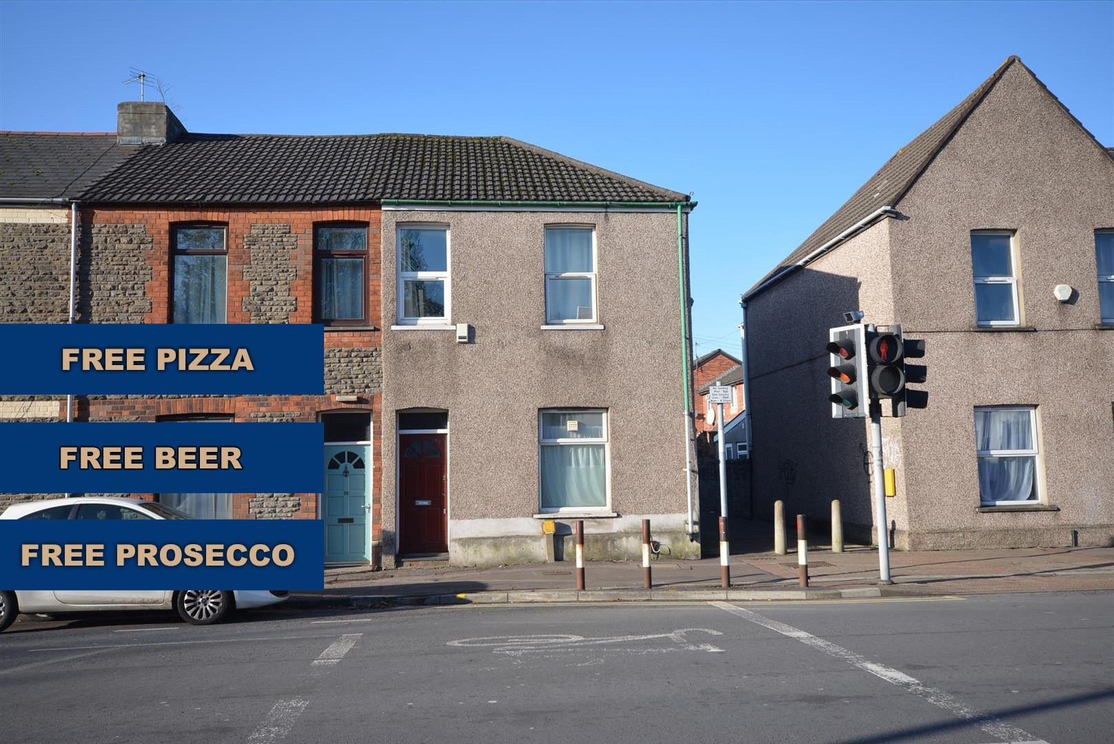 5 bed private halls to rent in Cathays Terrace, Cardiff - Property Image 1