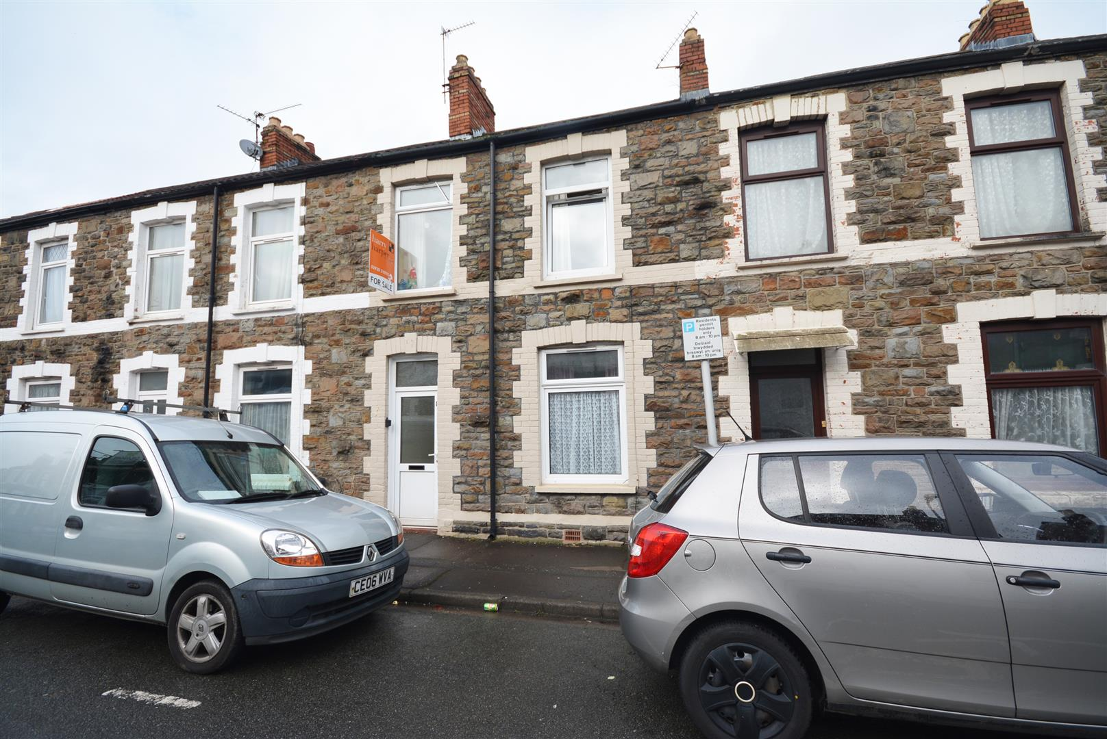 2 bed terraced house for sale in Letty Street, Cardiff  - Property Image 1