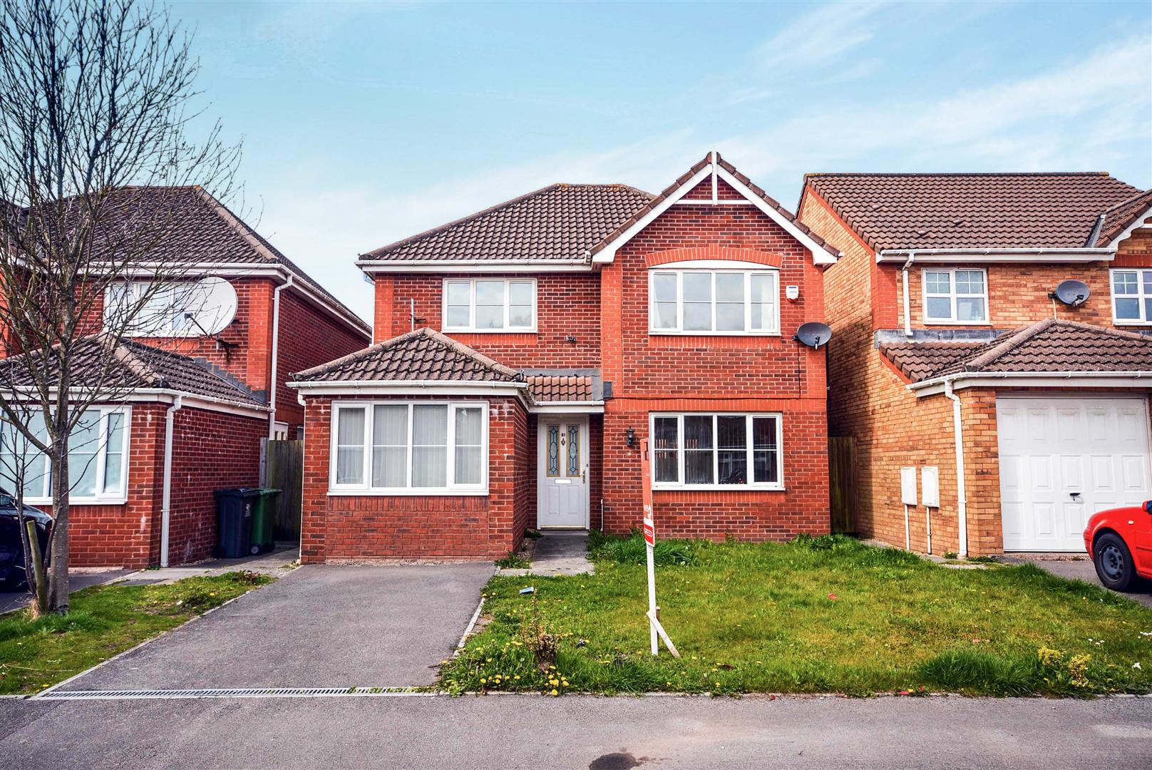 4 bed detached house for sale in Glan Rhymni, Cardiff  - Property Image 1