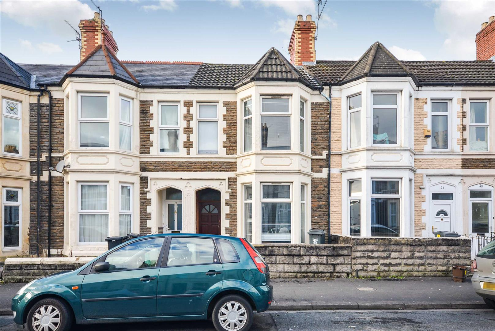 4 bed private halls to rent in Tewkesbury Street, Cardiff, CF24