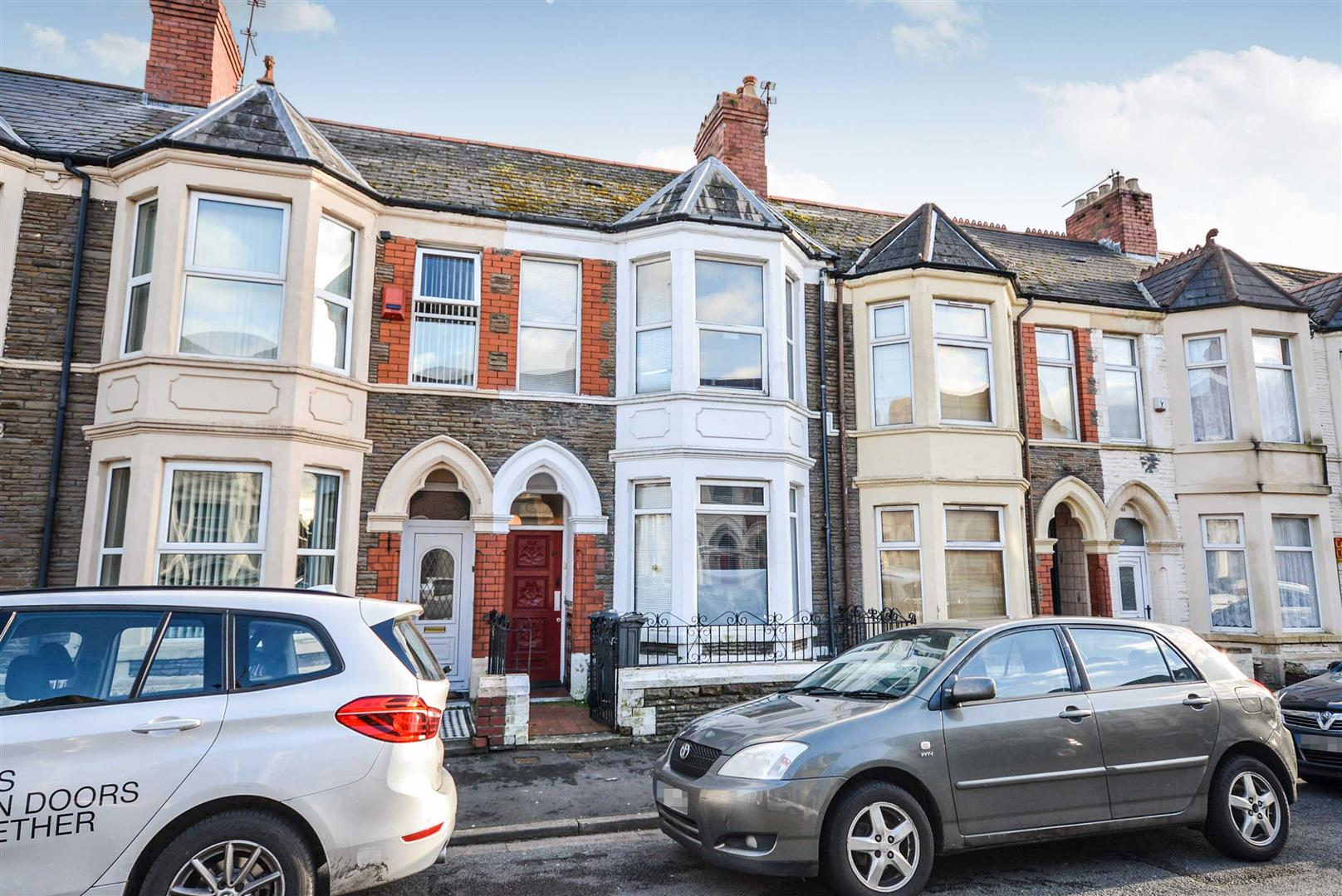 4 bed private halls to rent in Dogfield Street, Cardiff, CF24