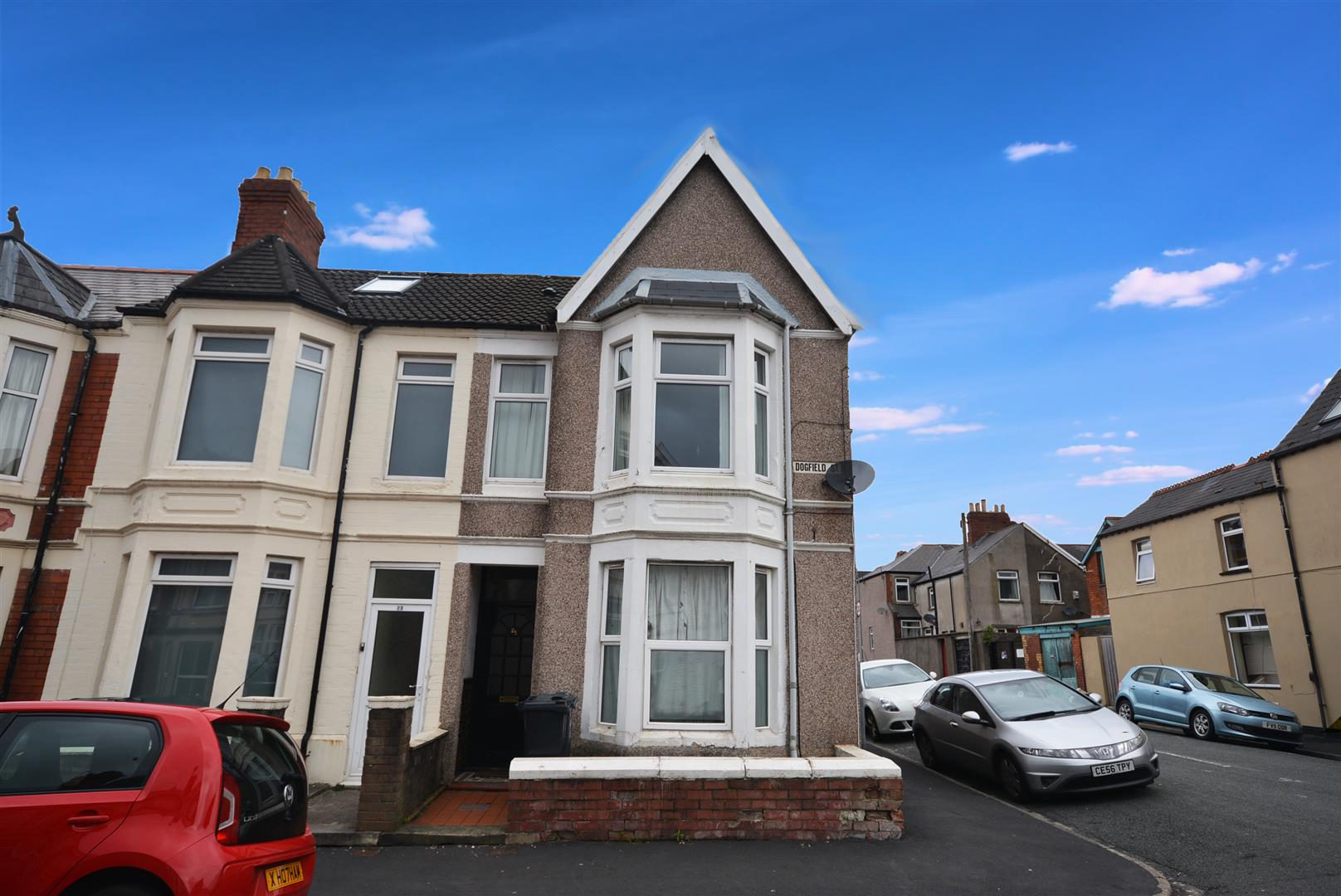 1 bed apartment for sale in Dogfield Street, Cardiff, CF24