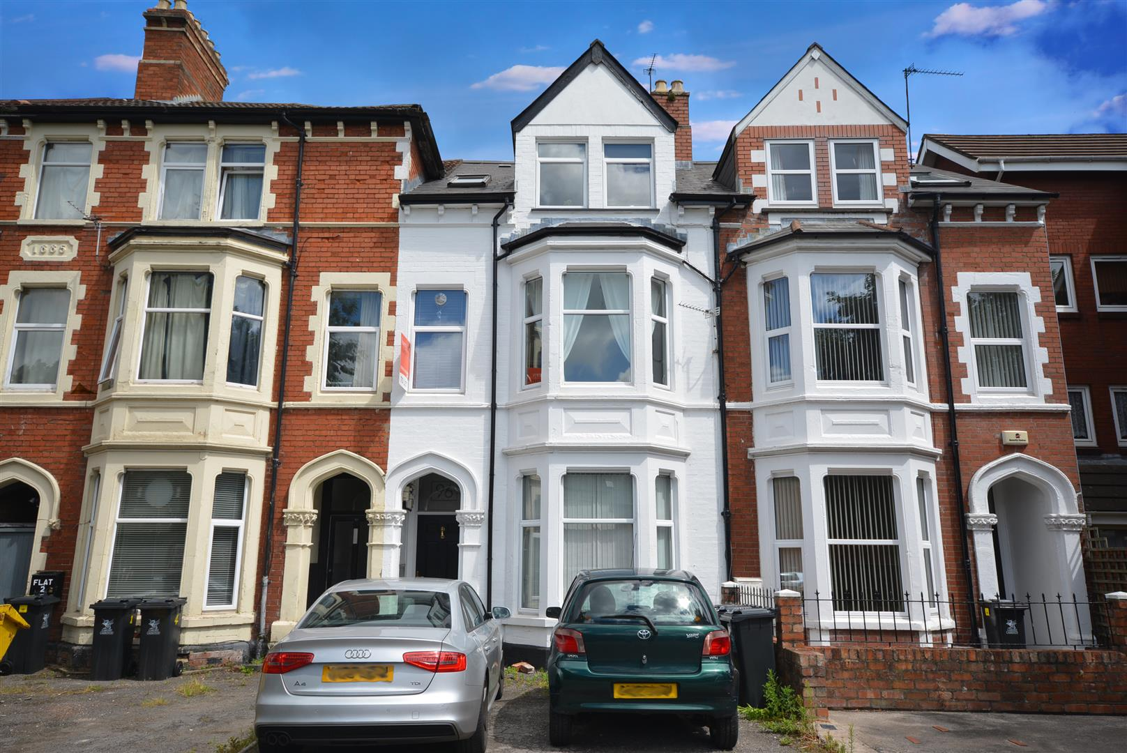 2 bed apartment to rent in Llandaff Road, Cardiff, CF11