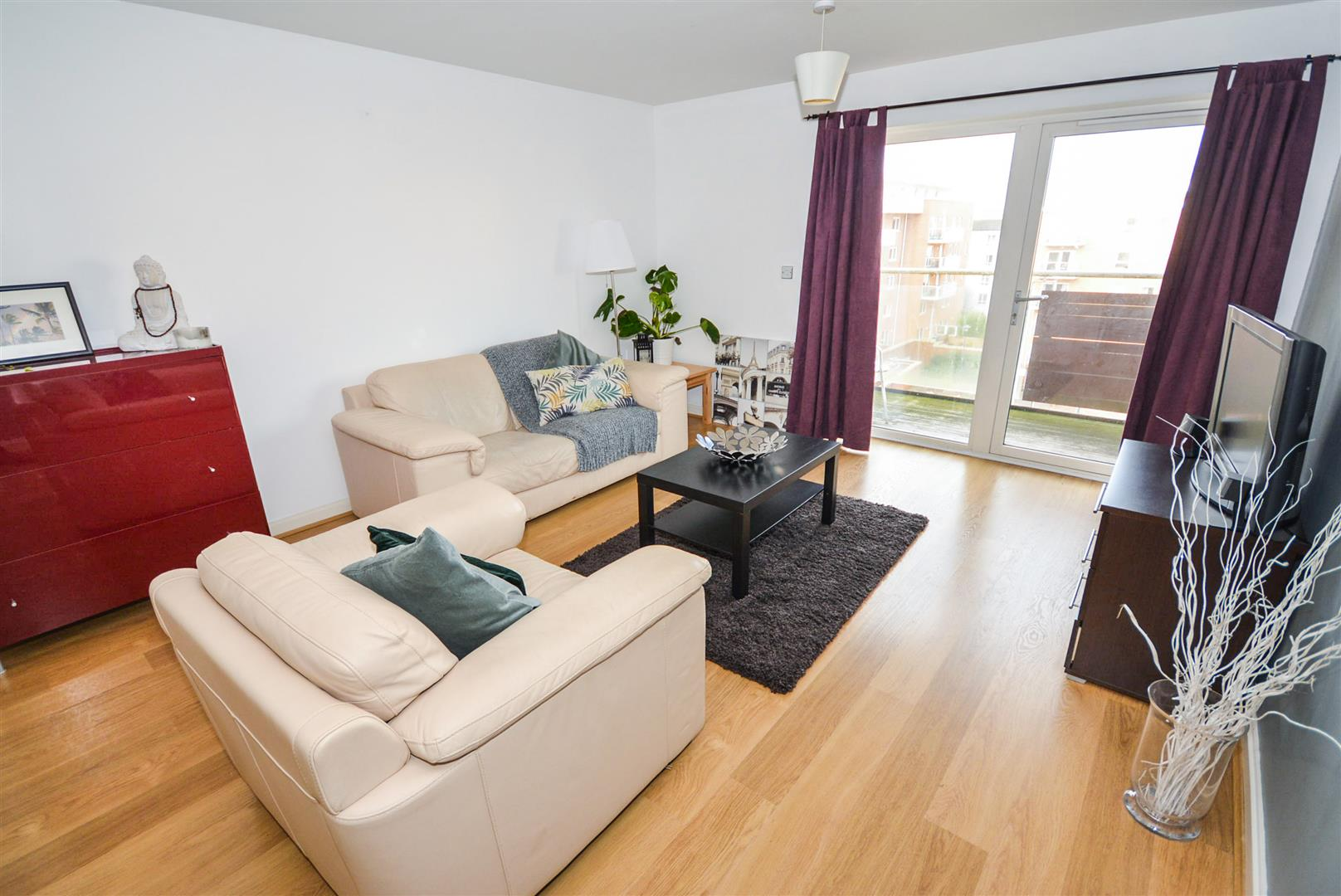 1 bed apartment for sale in Chandlery Way, Cardiff 11